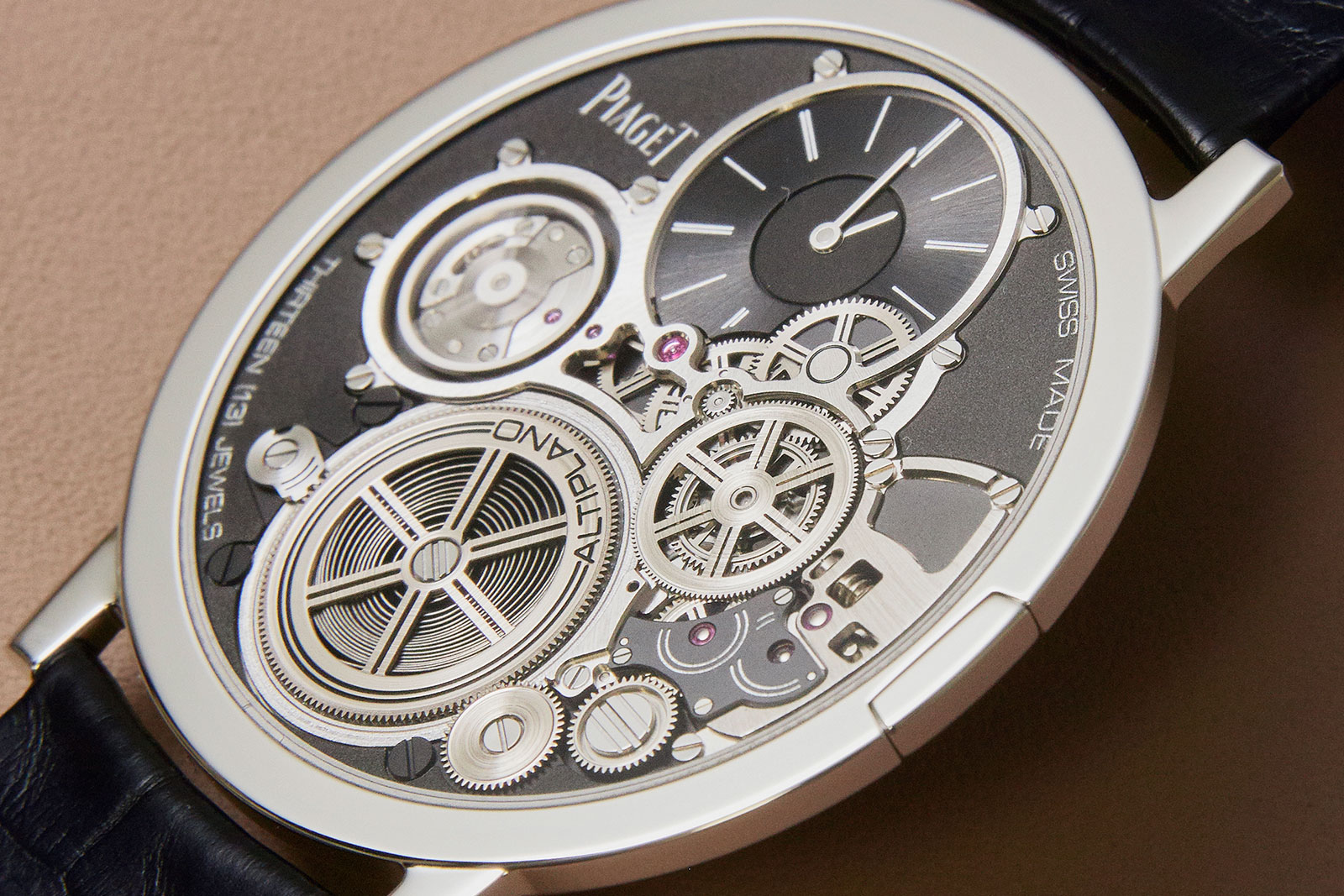 Piaget Altiplano Ultimate Concept watch 4