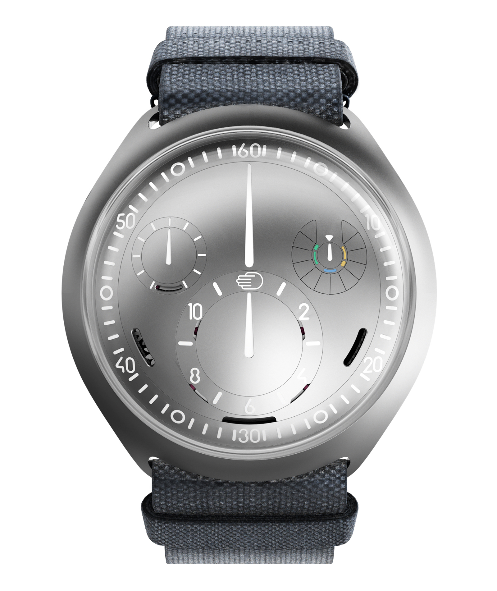 Ressence Type 2 e-Crown Concept 4.1