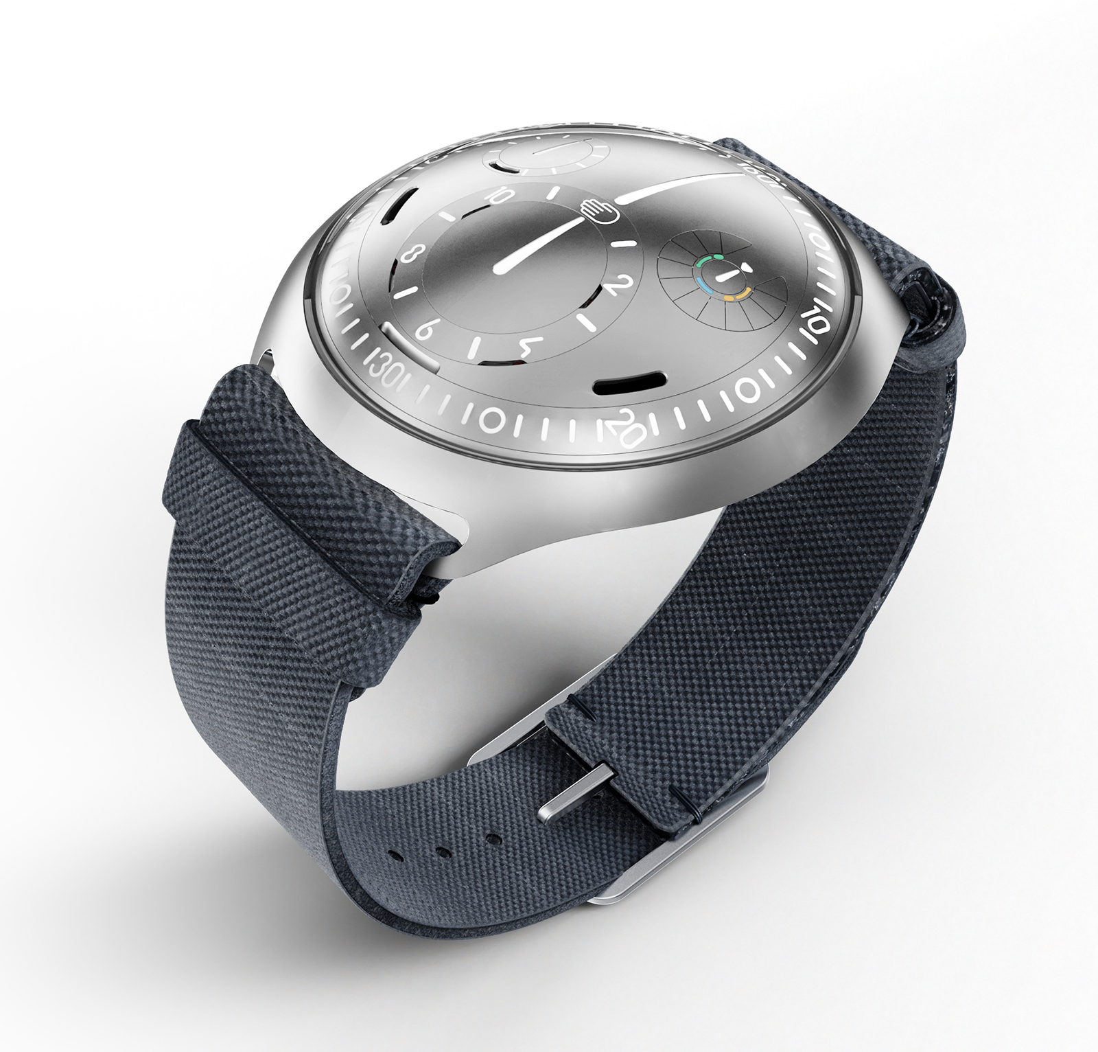 Ressence Type 2 e-Crown Concept 5.1
