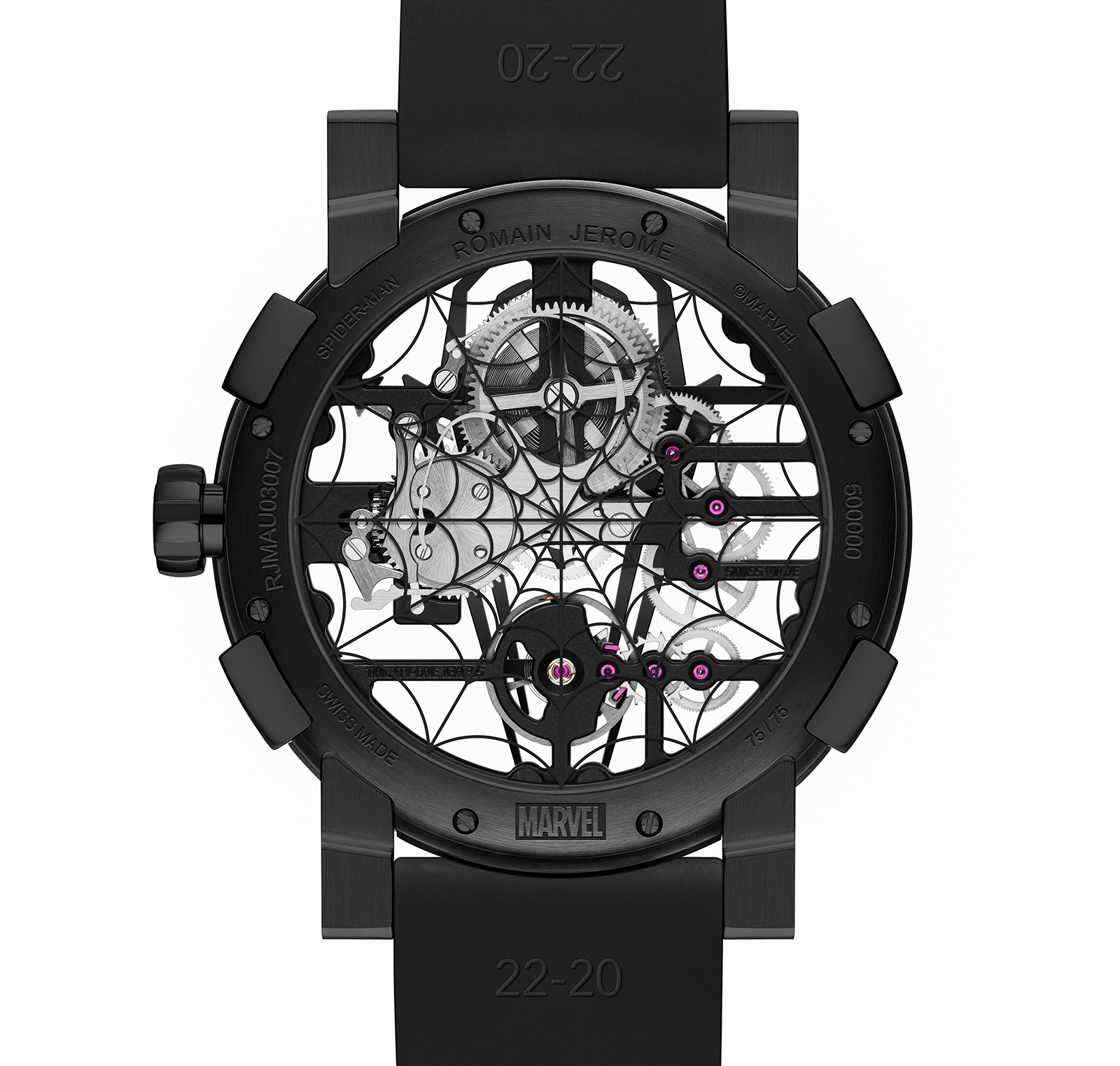 Romain Jerome Spider Man 3