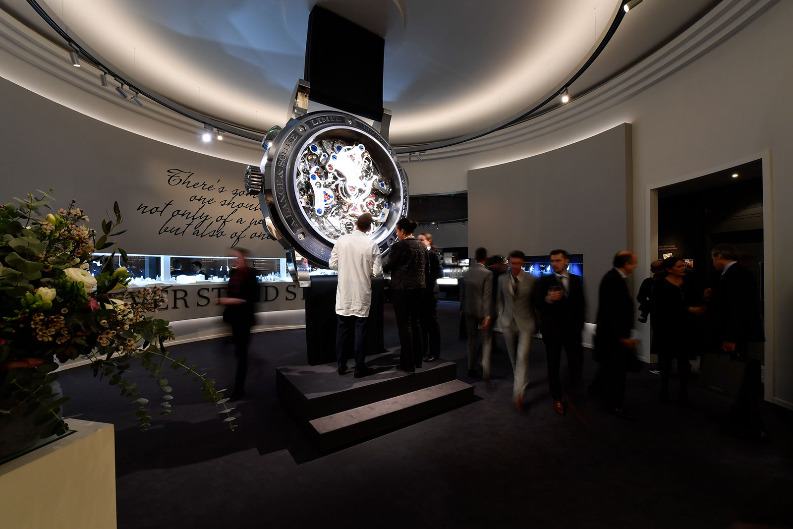 SIHH 2018 Lange booth