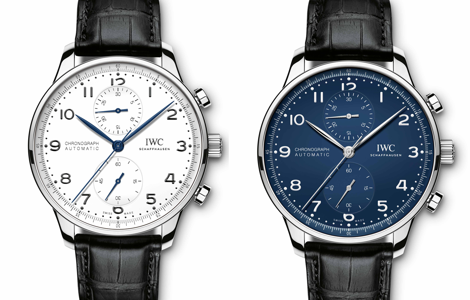 "The Portugieser Chronograph Edition ""150 Years"