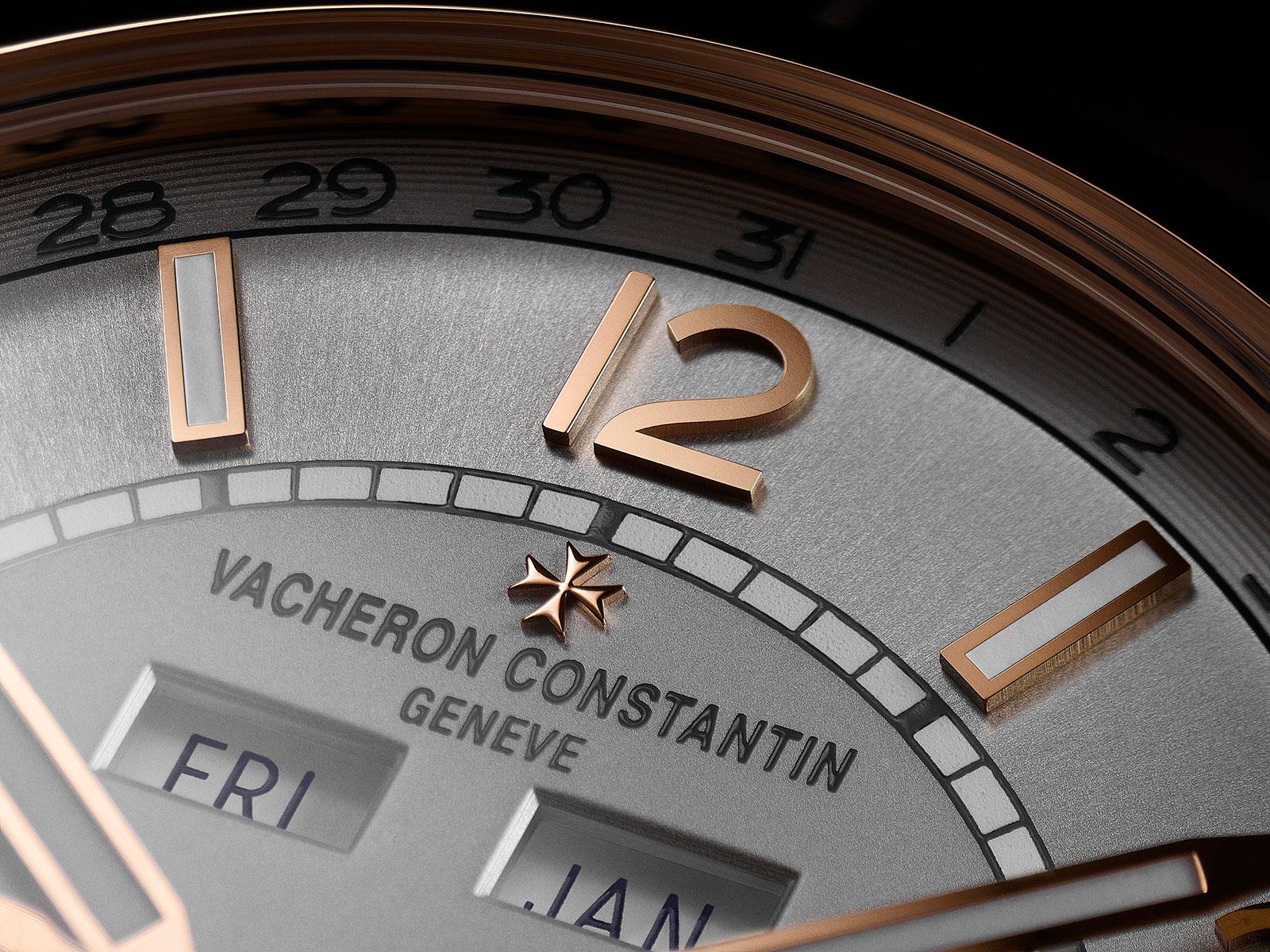 Vacheron Constantin FiftySix sector dial
