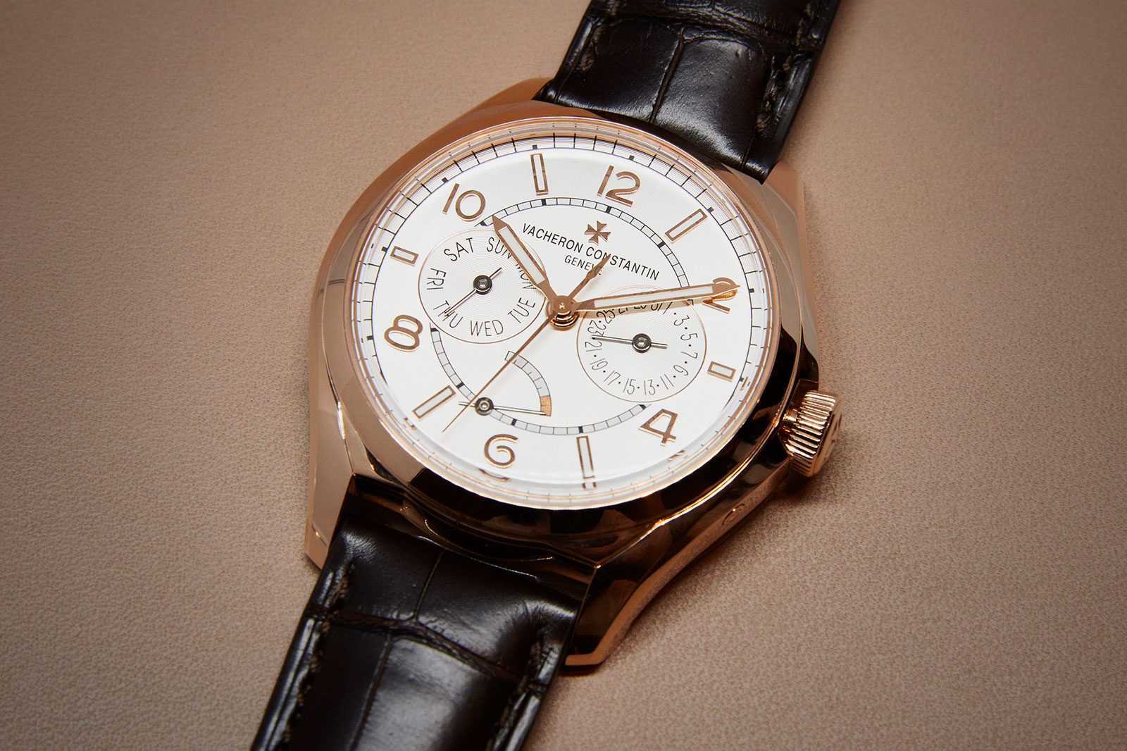 Vacheron Constantin Fiftysix day-date gold