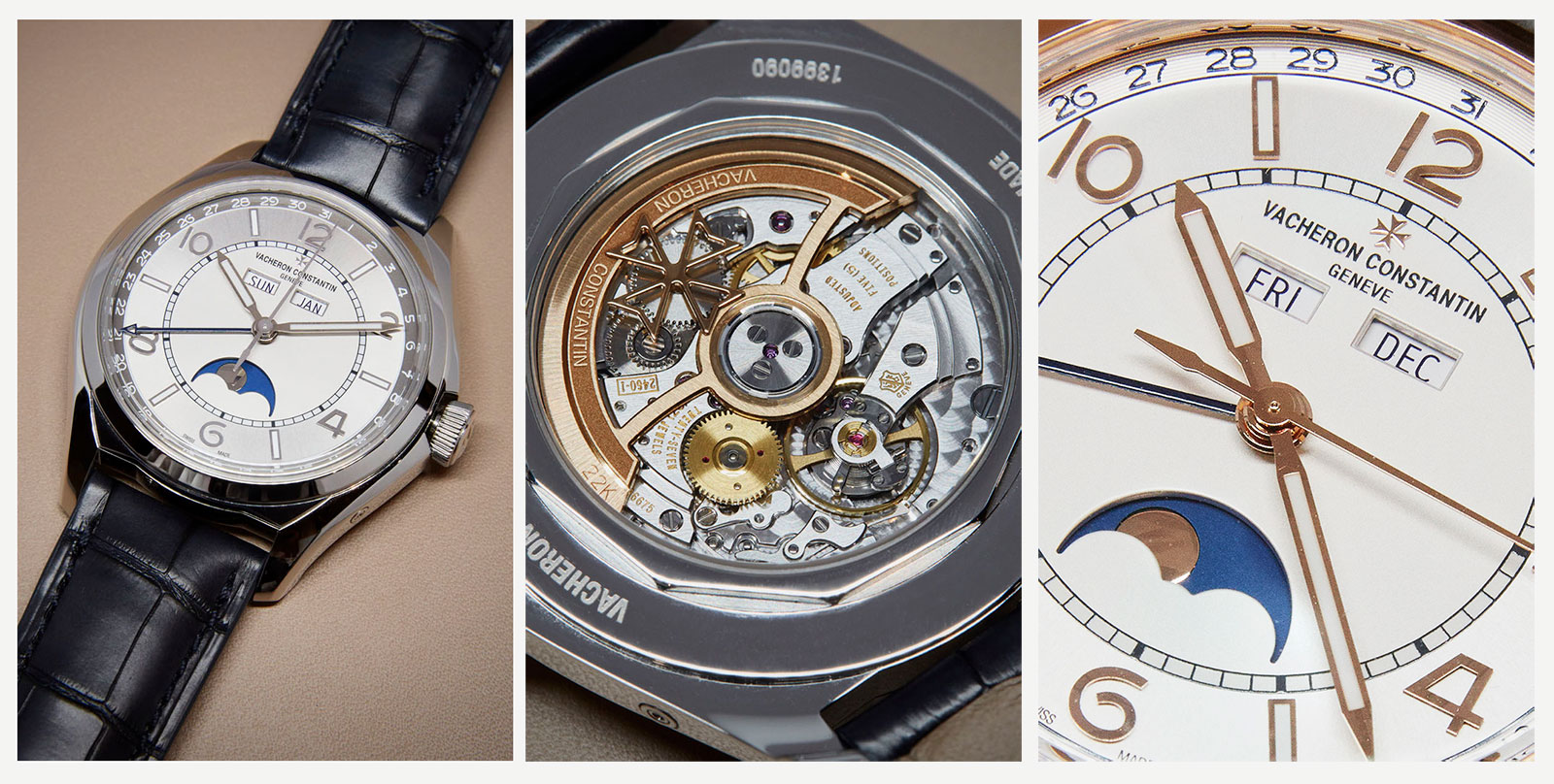 Vacheron Fiftysix watches