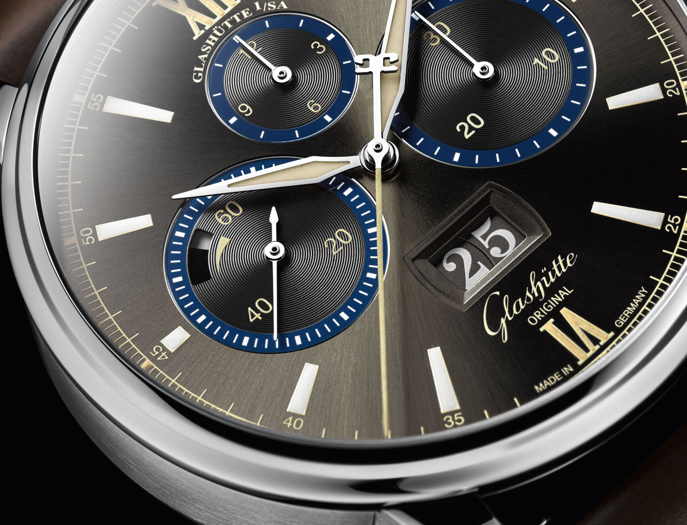 Glashutte Original Senator Chronograph Capital Edition 1