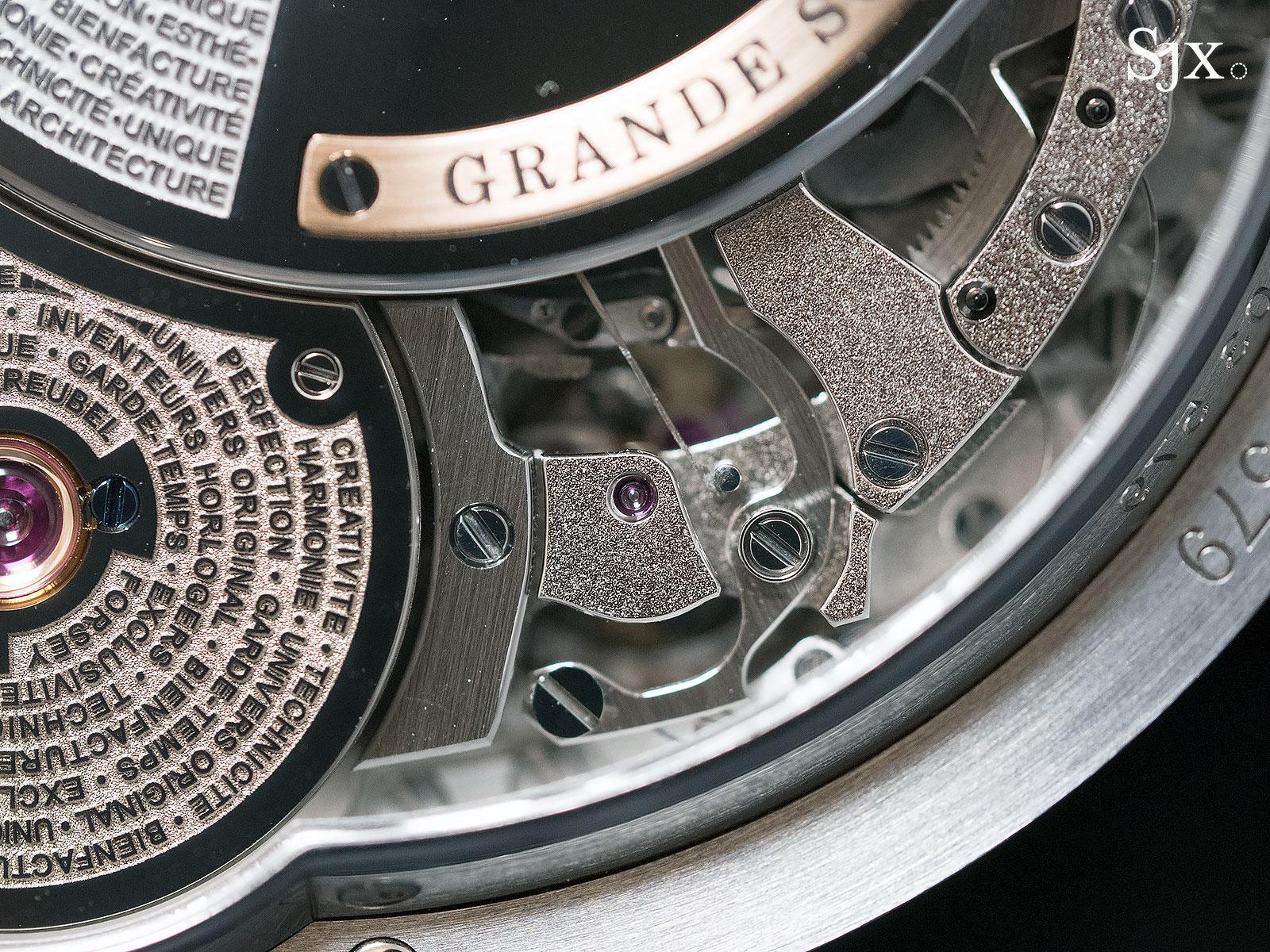Greubel Forsey Grande Sonnerie 10