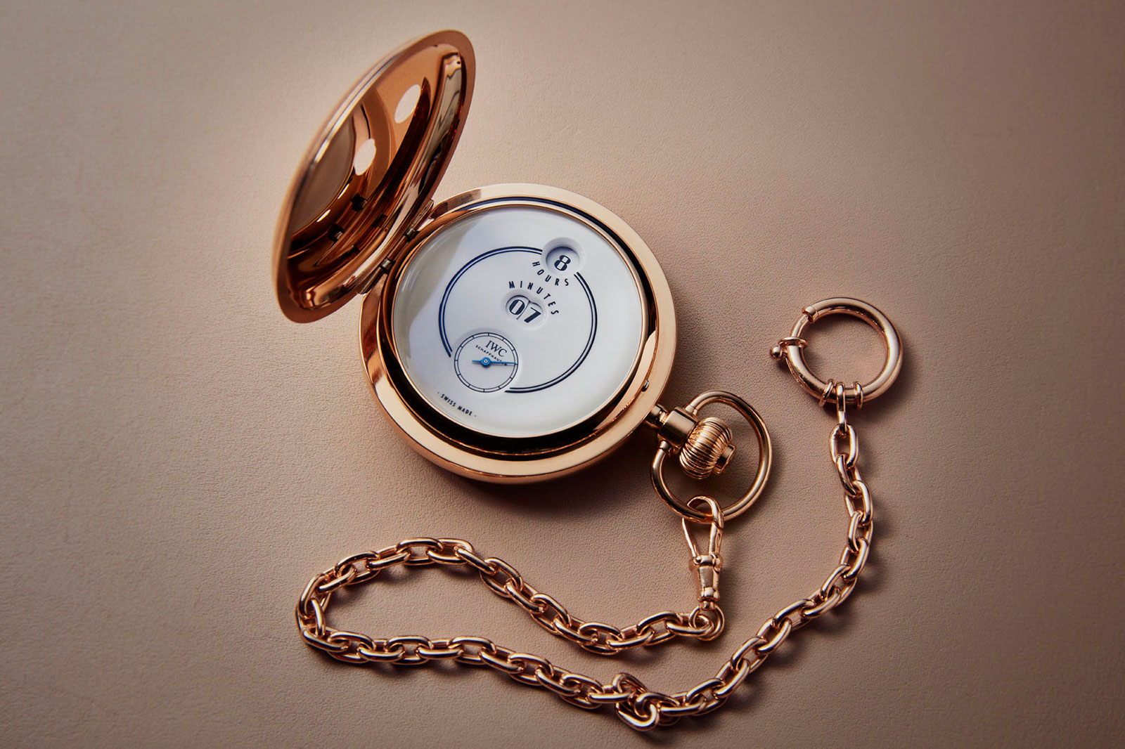 "IWC Pallweber ""150 Years"" Pocket Watch"