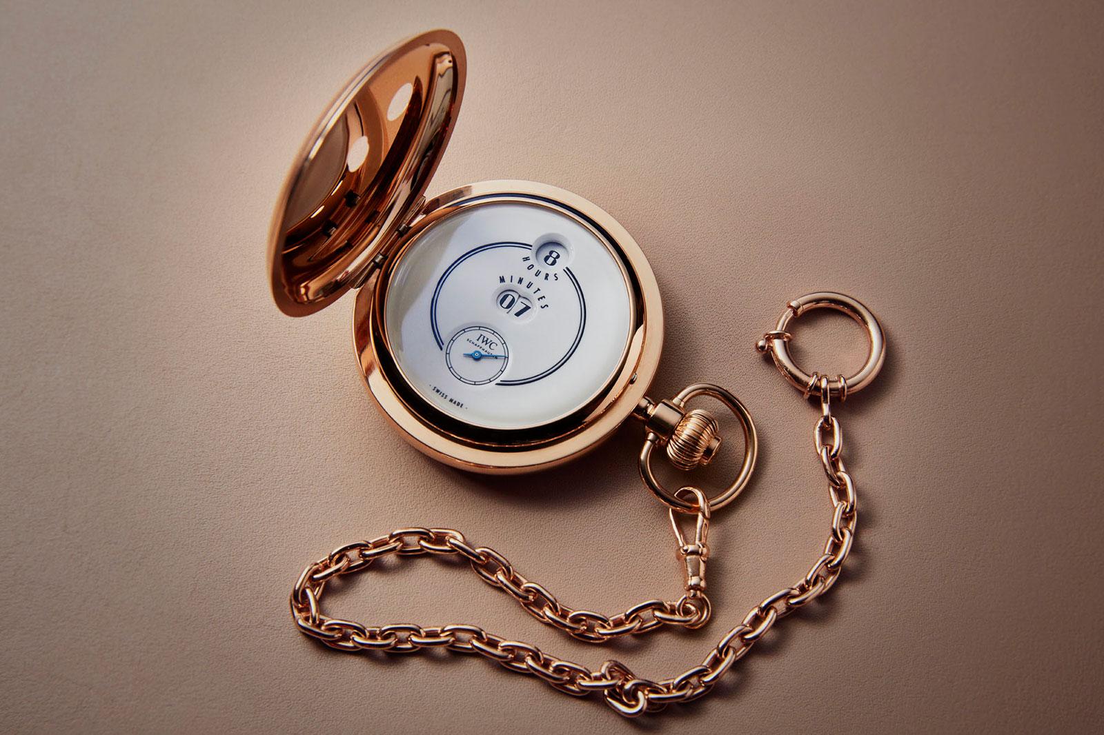 """IWC Pallweber """"150 Years"""" Pocket Watch"""