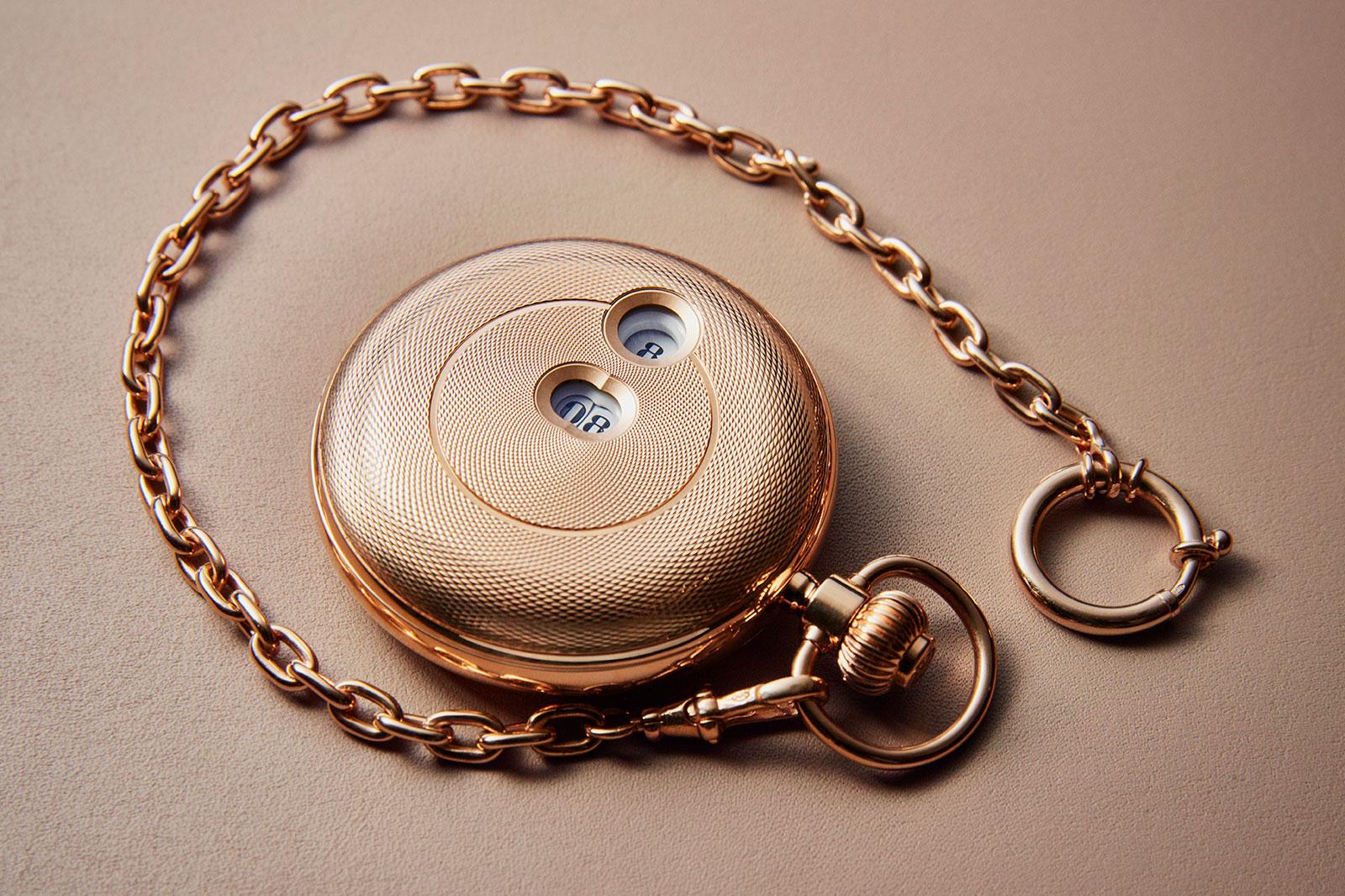 IWC Pallweber 150 Years Pocket Watch limited edition 3