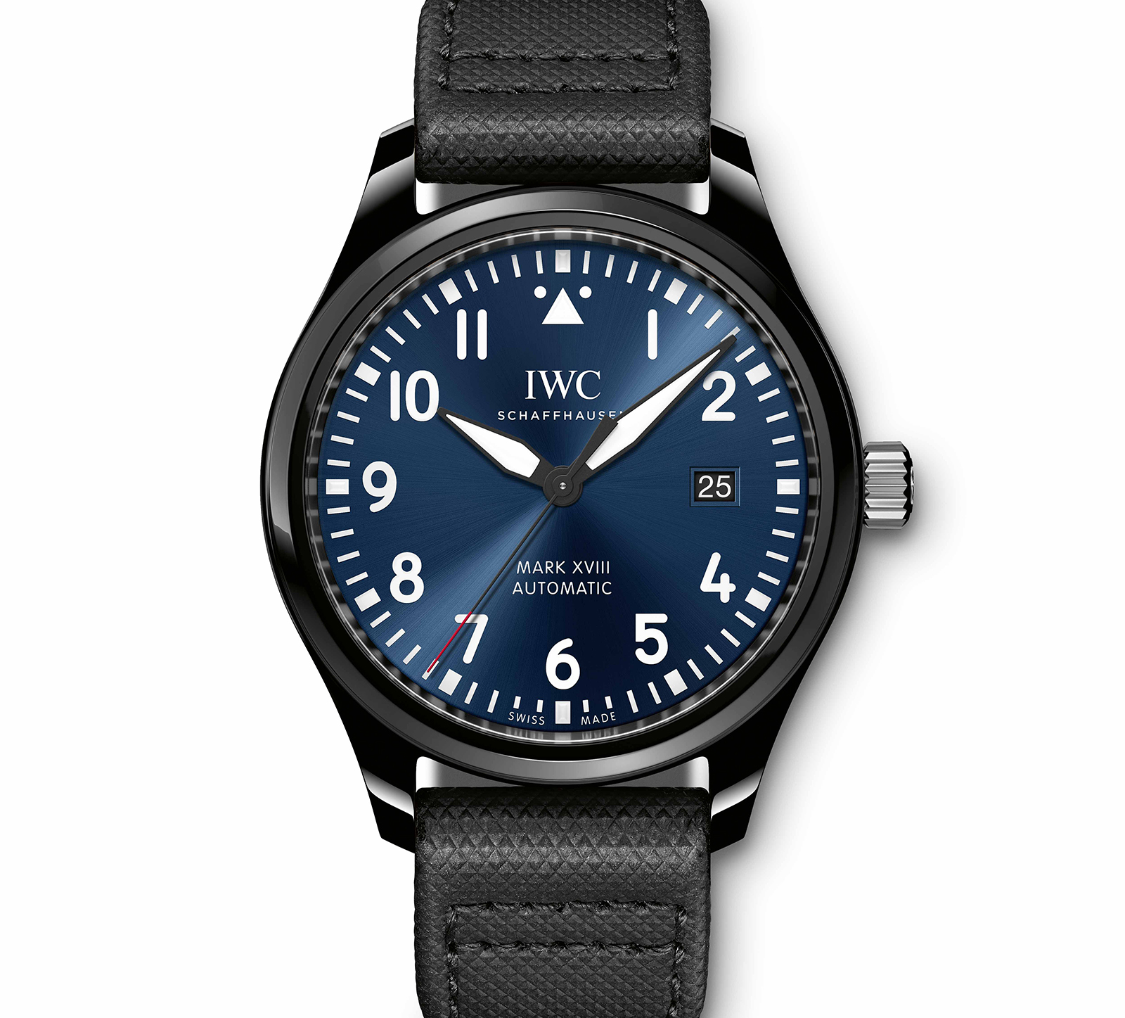 "IWC Pilot's Watch Mark XVIII Edition ""Laureus Sport for Good Foundation"" 2"