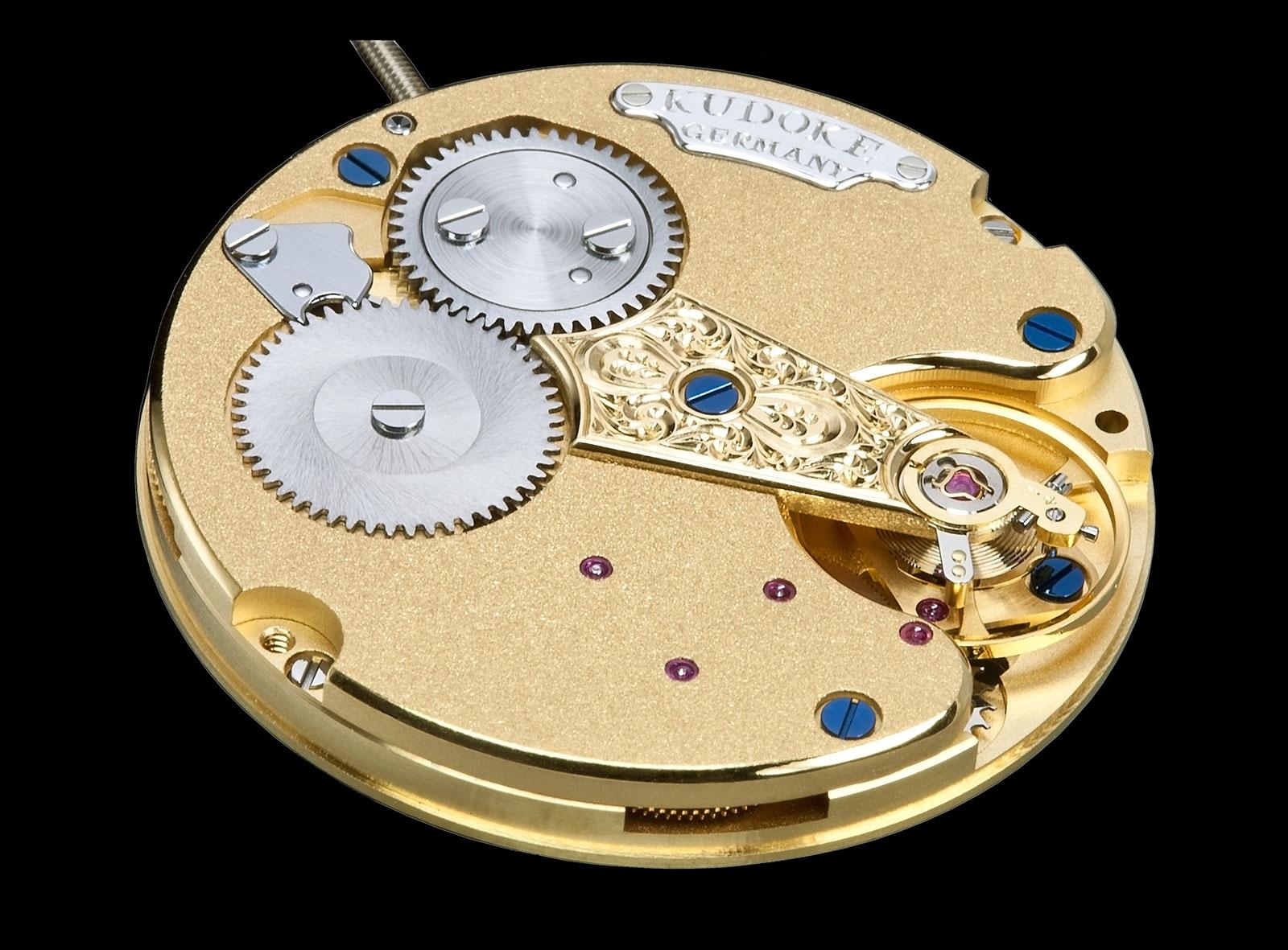 KUDOKE Kaliber 1 watch movement 2