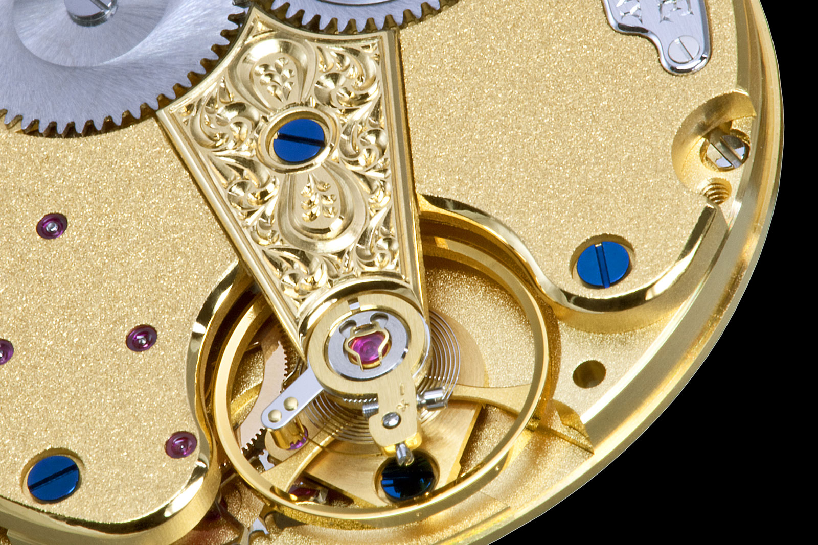 KUDOKE Kaliber 1 watch movement 4