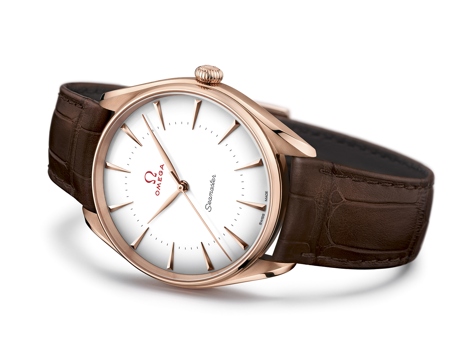 Omega Seamaster Olympic Games Gold Sedna gold