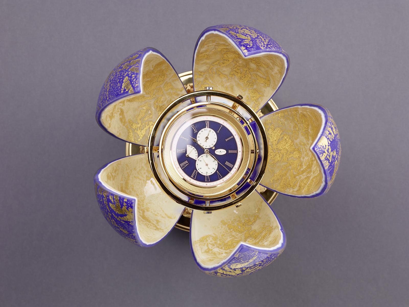 """Rolf Lang Dresden Luxury Chronometer """"Golden H"""""""