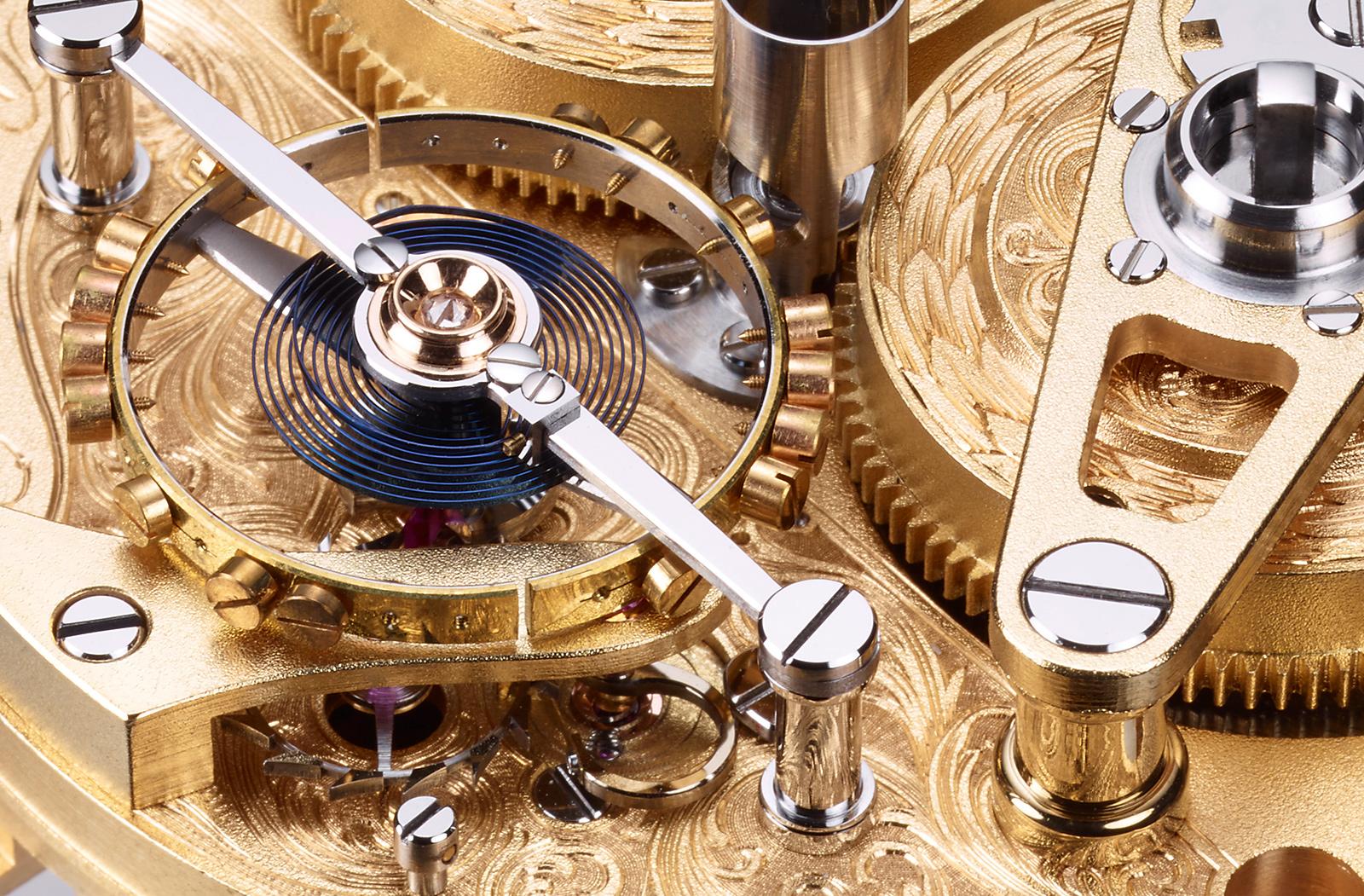 Rolf Lang Golden H marine chronometer 1