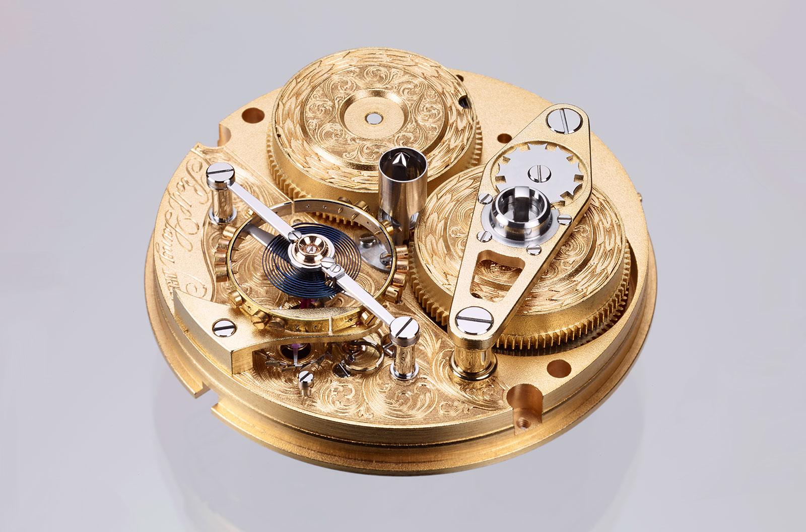 Rolf Lang Golden H marine chronometer 2