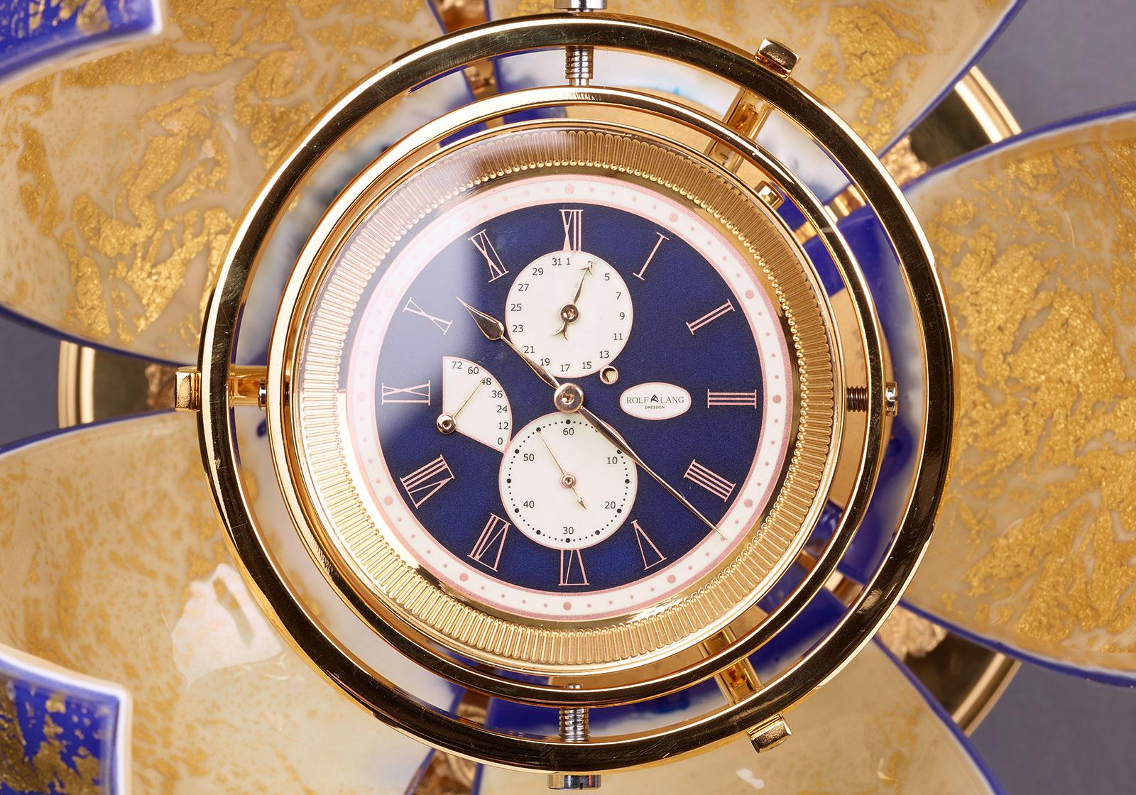 Rolf Lang Golden H marine chronometer 3