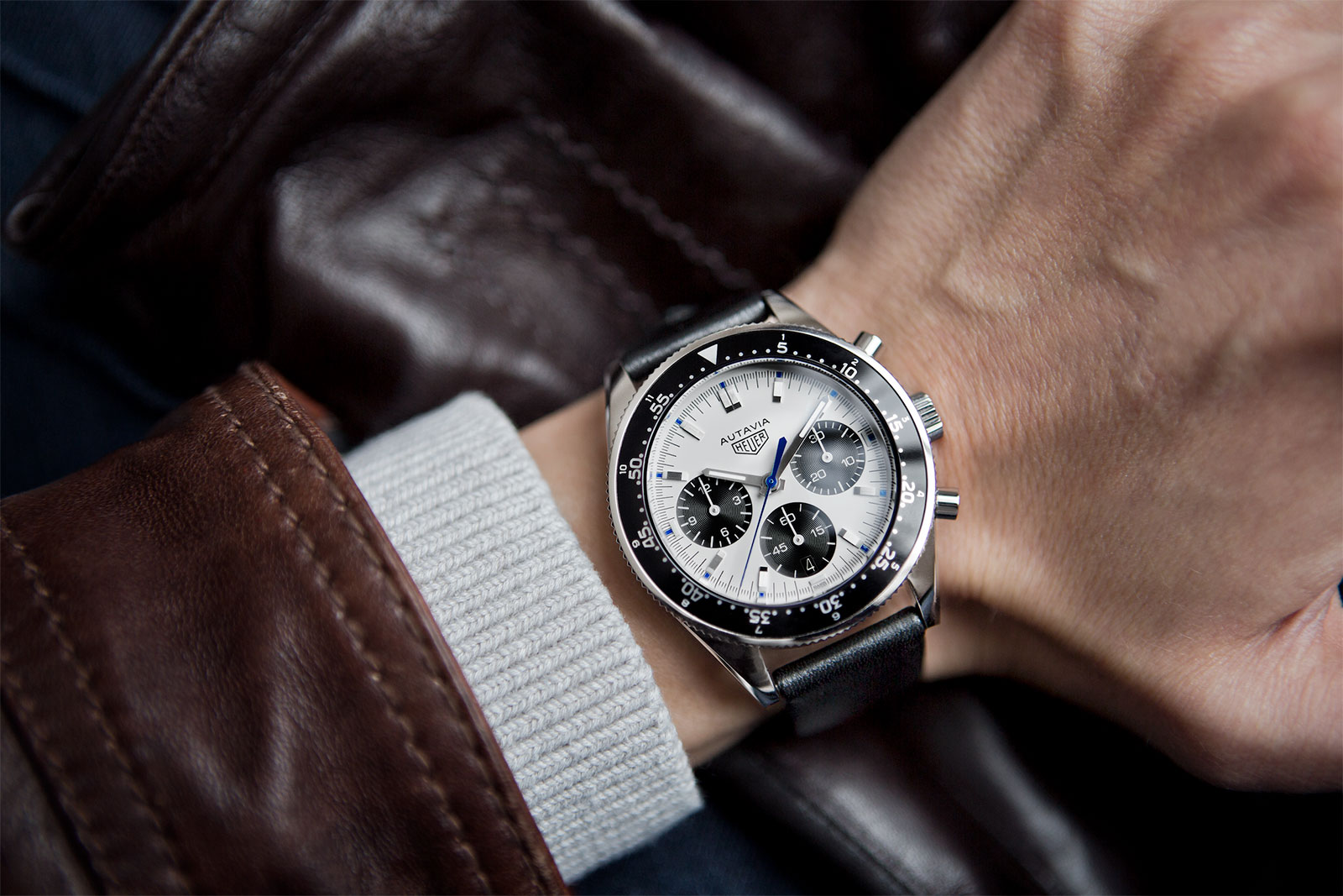 TAG Heuer Autavia Jo Siffert limited edition 2