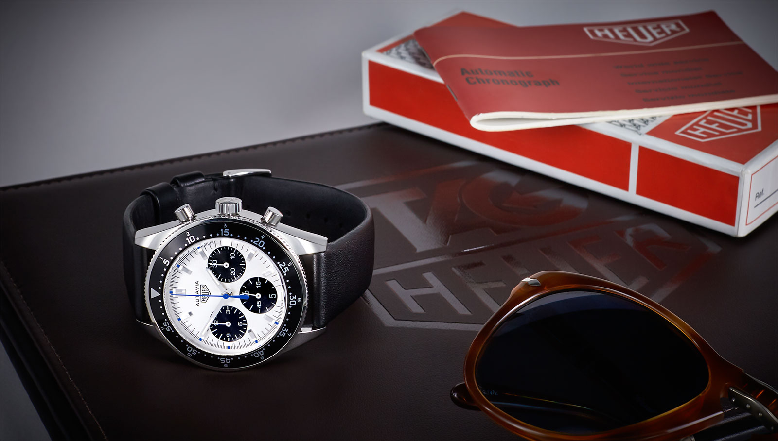 TAG Heuer Autavia Jo Siffert limited edition 3