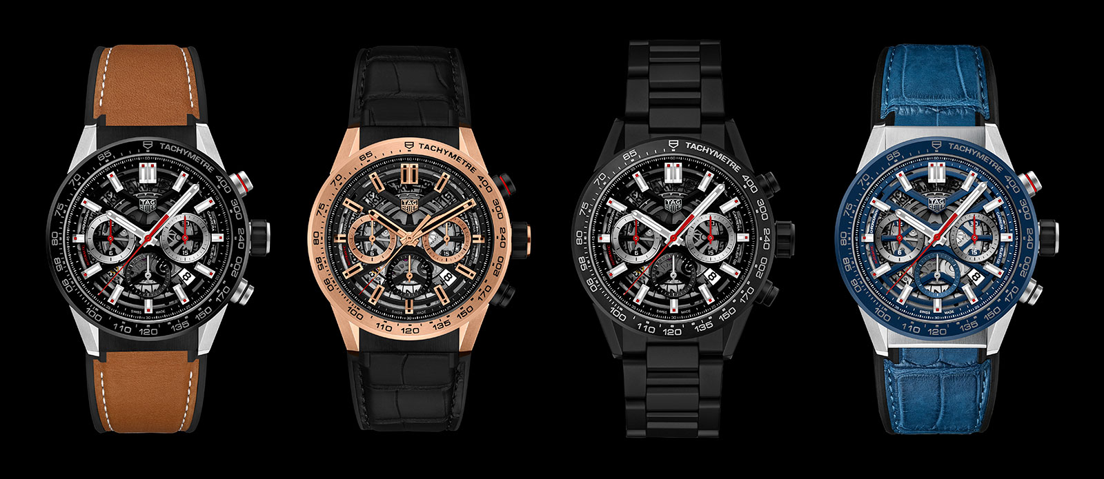 23725206f872 Baselworld 2018  TAG Heuer Introduces the Carrera Heuer 02