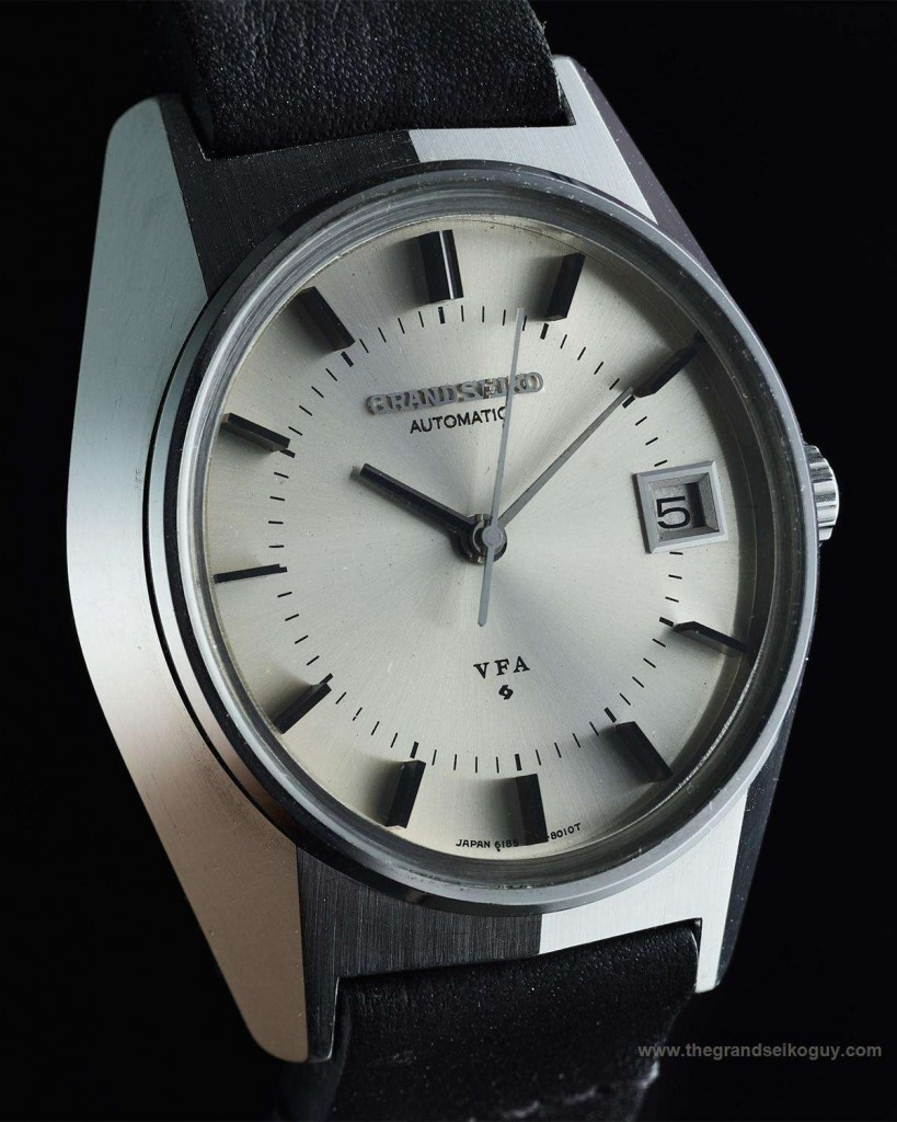 Grand Seiko 6185 030 VFA (with 6185B movement)