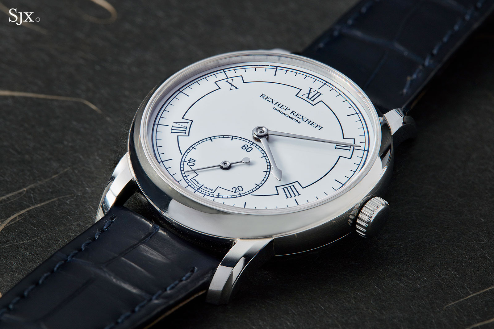 Akrivia Chronometre Contemporain Rexhep Rexhepi 11