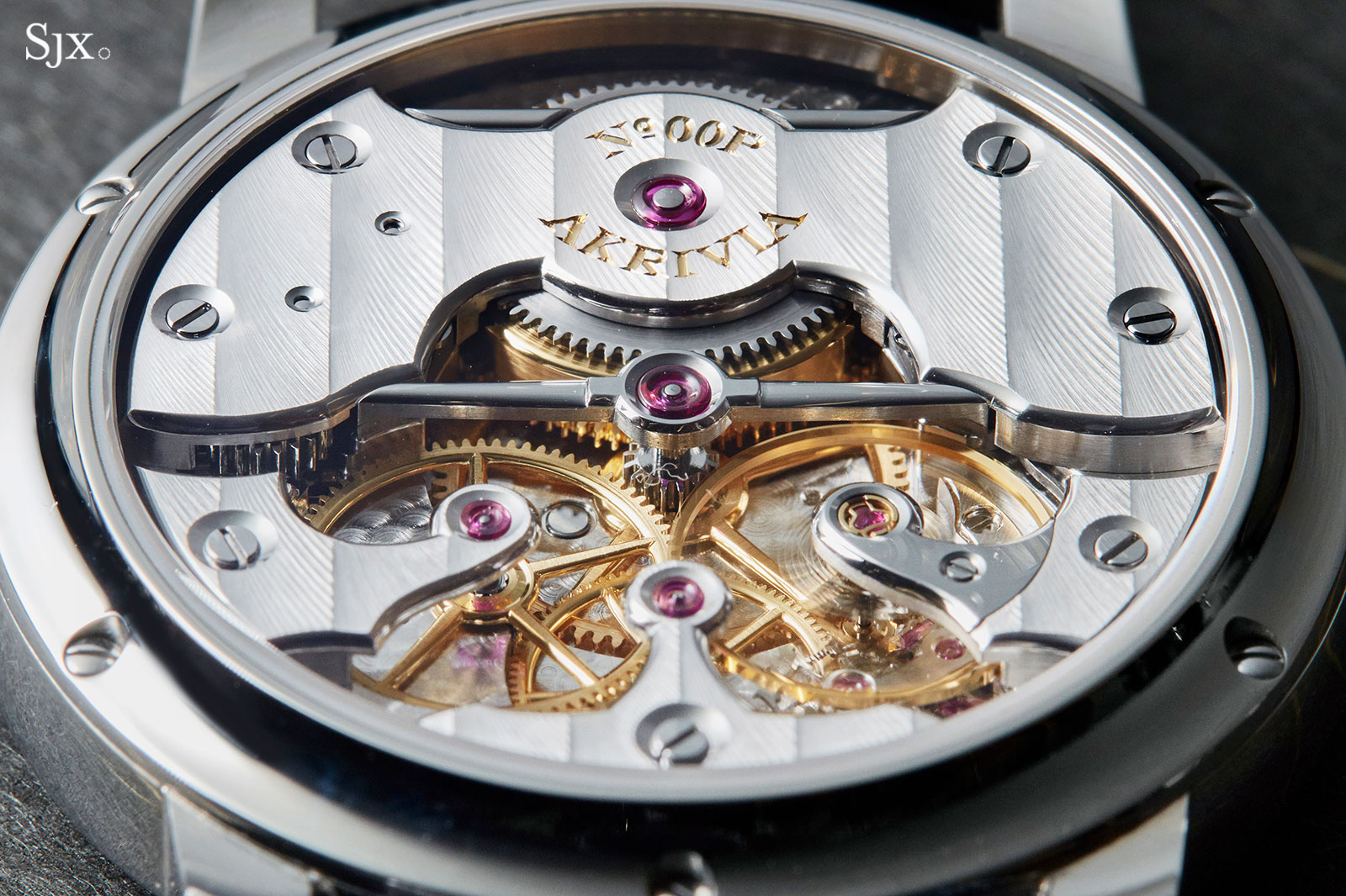 Akrivia Chronometre Contemporain Rexhep Rexhepi 13