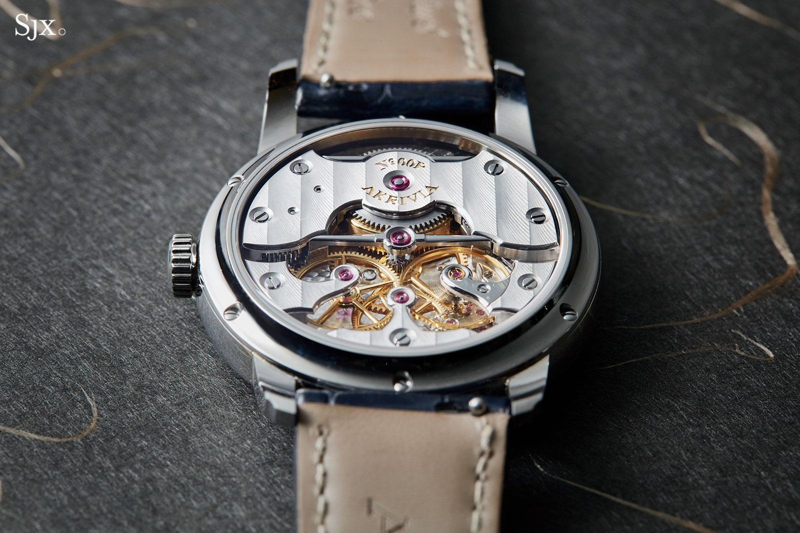 Akrivia Chronometre Contemporain Rexhep Rexhepi 14