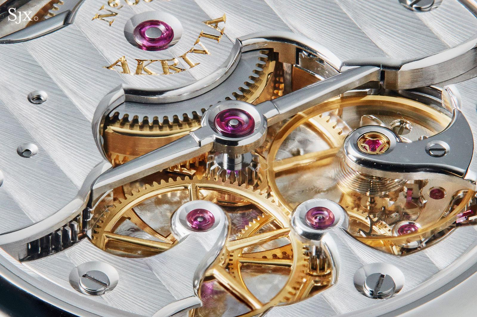 Akrivia Chronometre Contemporain Rexhep Rexhepi 15