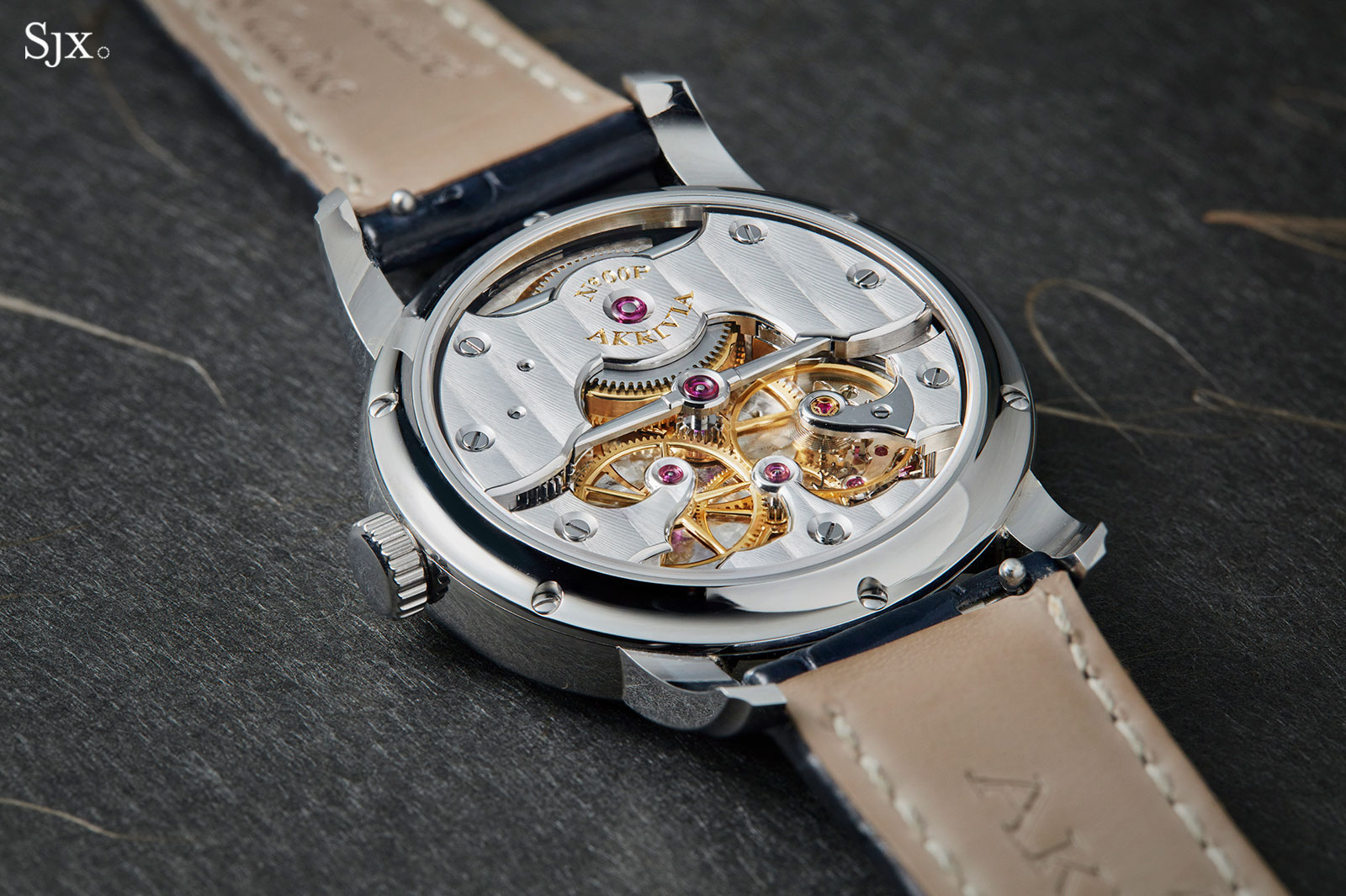 Akrivia Chronometre Contemporain Rexhep Rexhepi 16