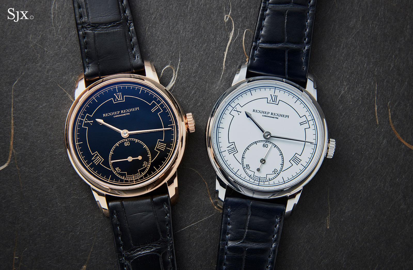 Akrivia Chronometre Contemporain Rexhep Rexhepi 5