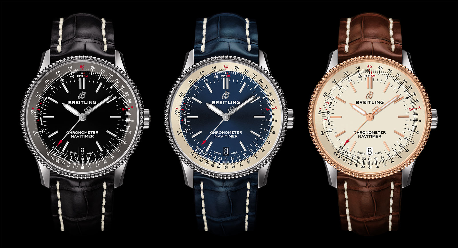 Breitling Navitimer 1 Automatic 38-3