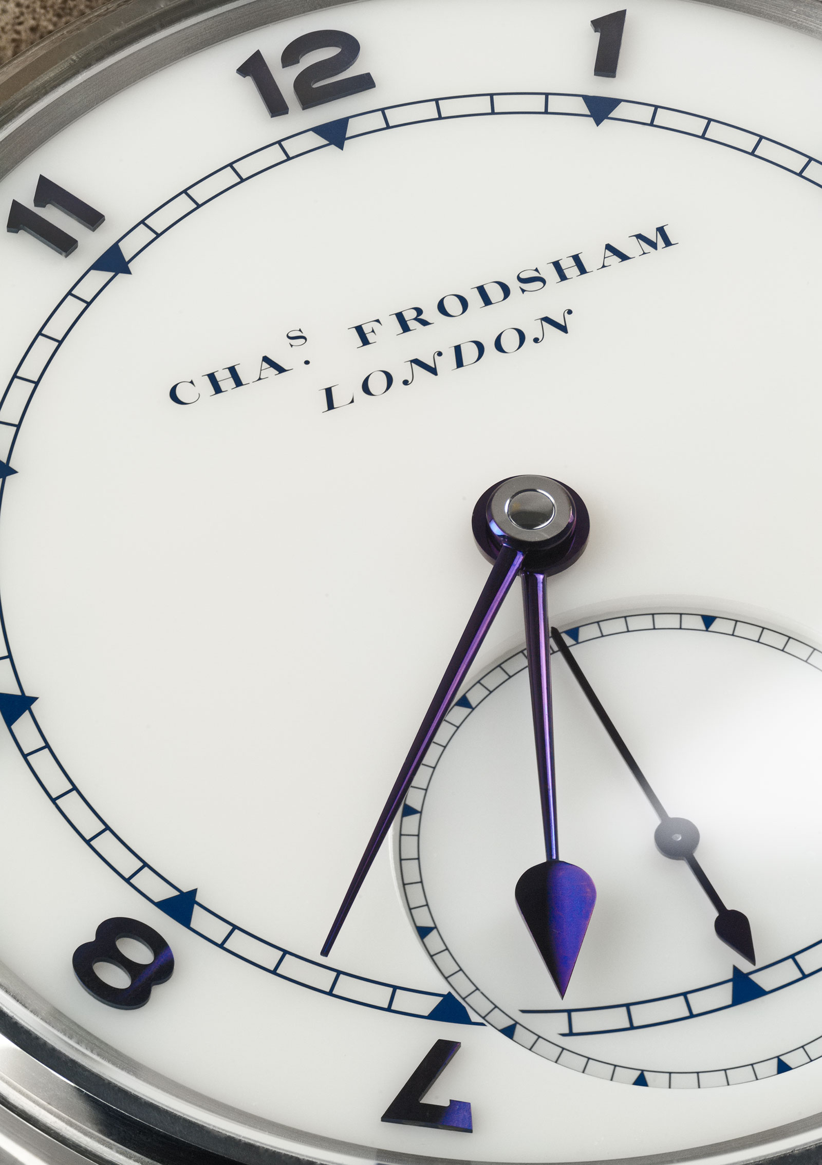 Charles Frodsham Wristwatch Double Impulse Chronometer 2