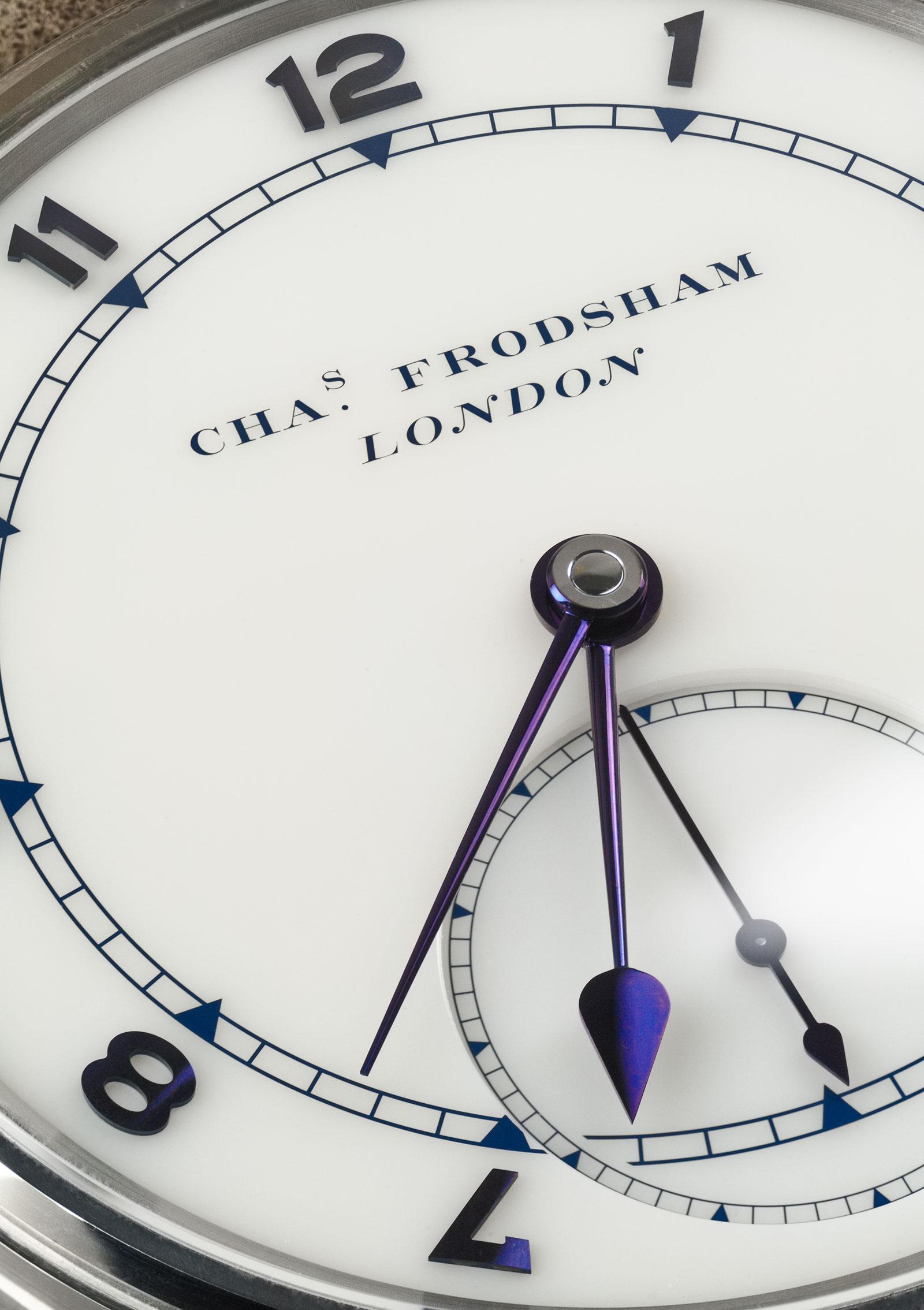 Charles Frodsham Wristwatch Double Impulse Chronometer 2
