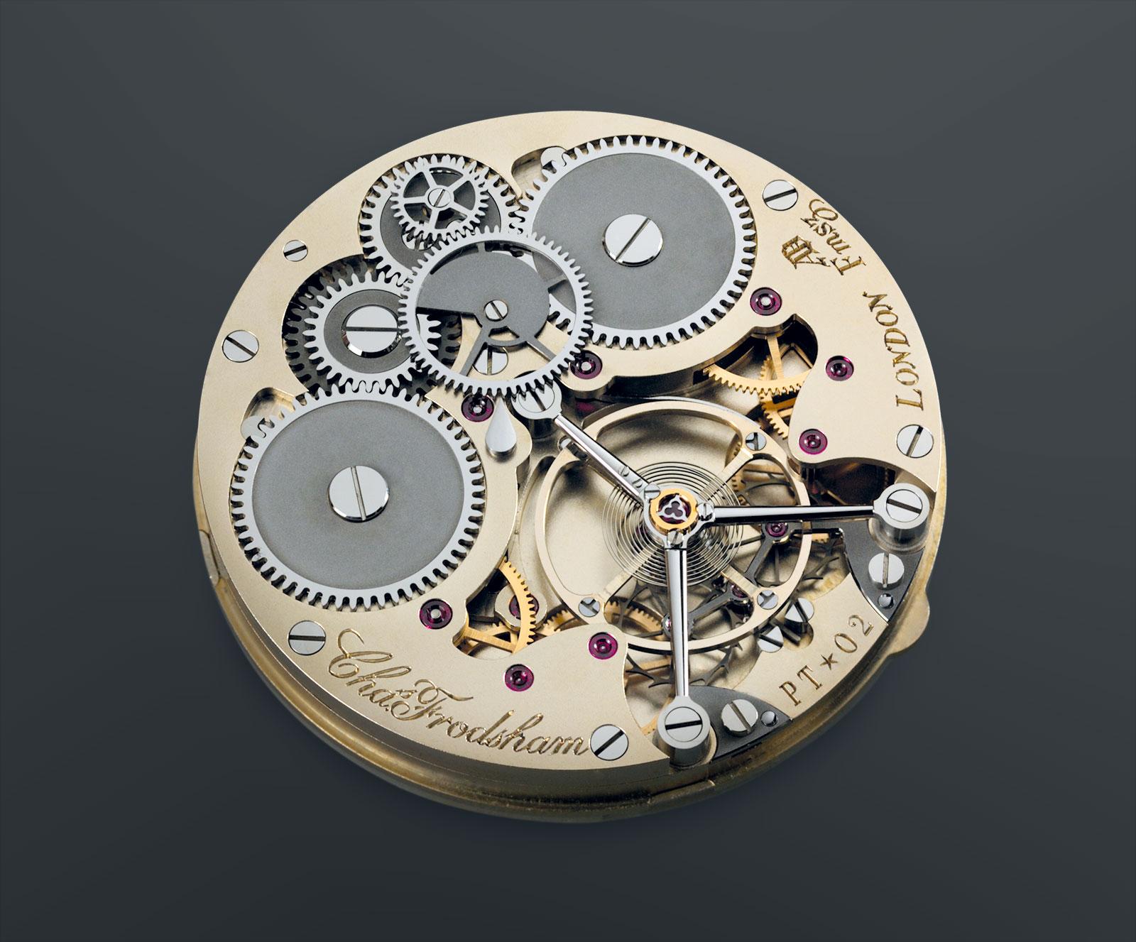 Charles Frodsham Wristwatch Double Impulse Chronometer 6