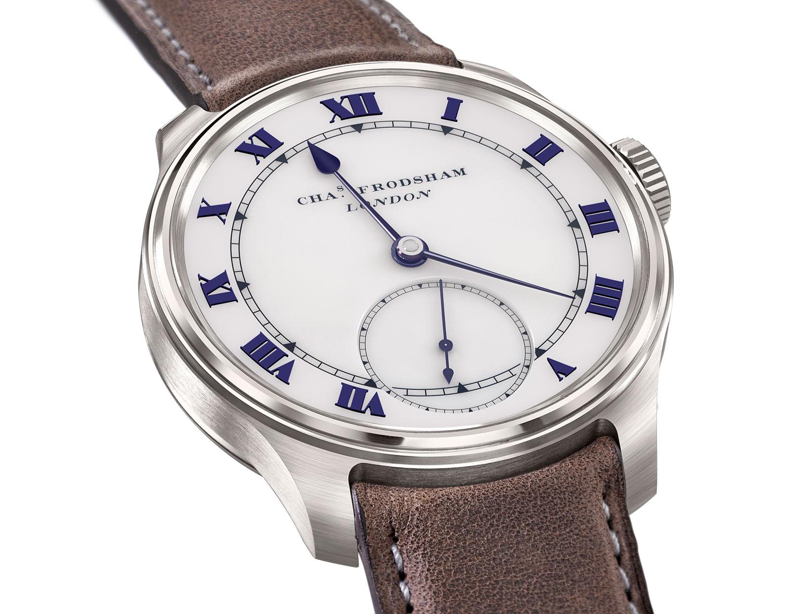 Charles Frodsham Wristwatch Double Impulse Chronometer romans