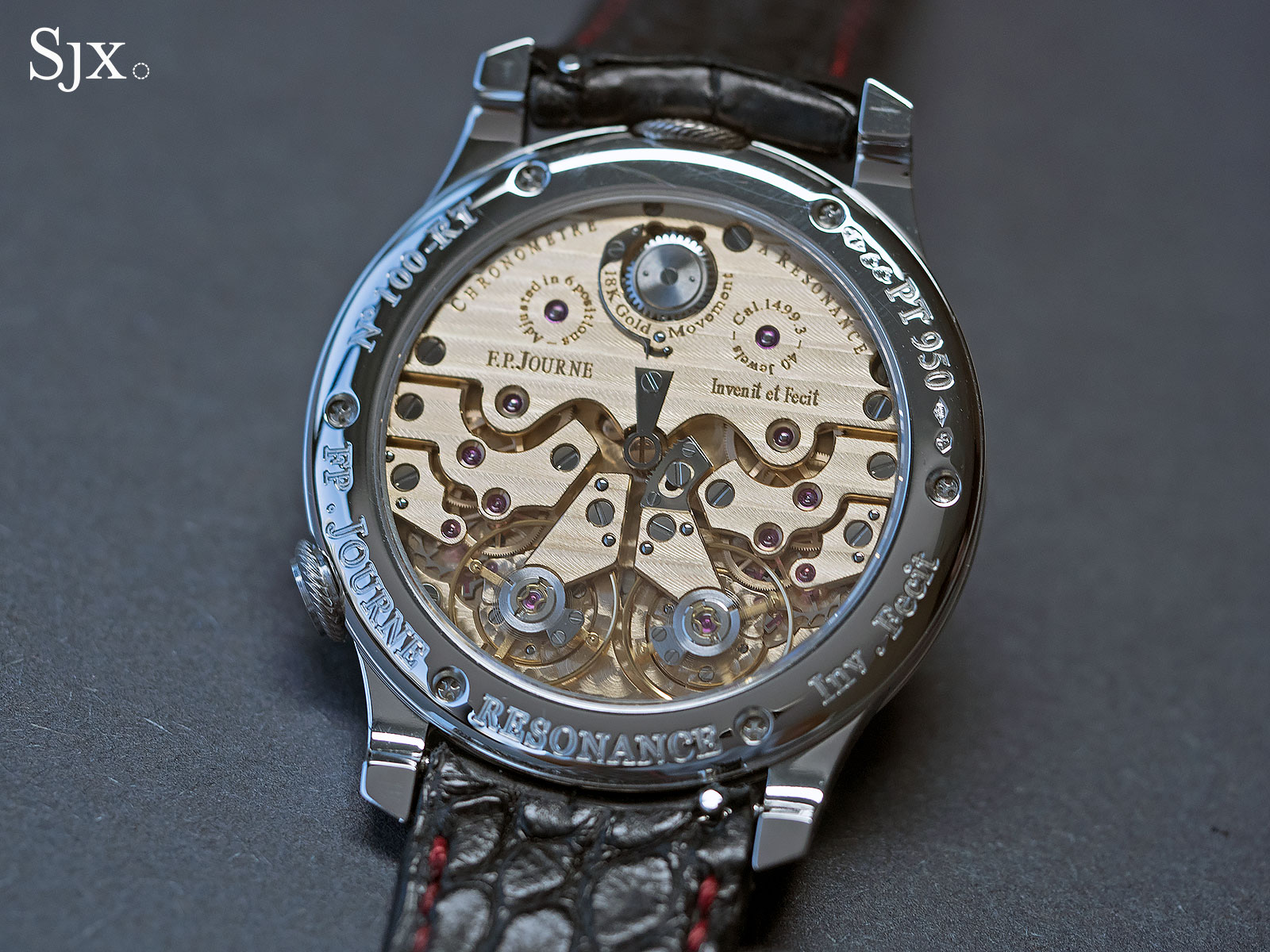 FP Journe Resonance RT black label 2