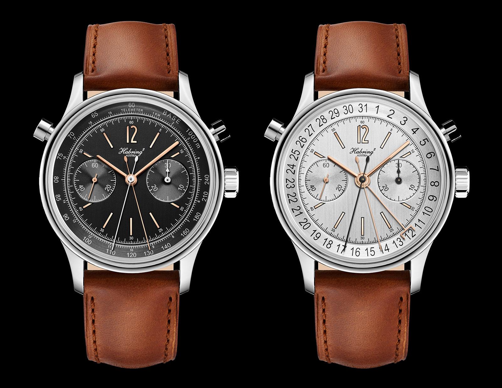 Habring2 Doppel Felix chronograph 2