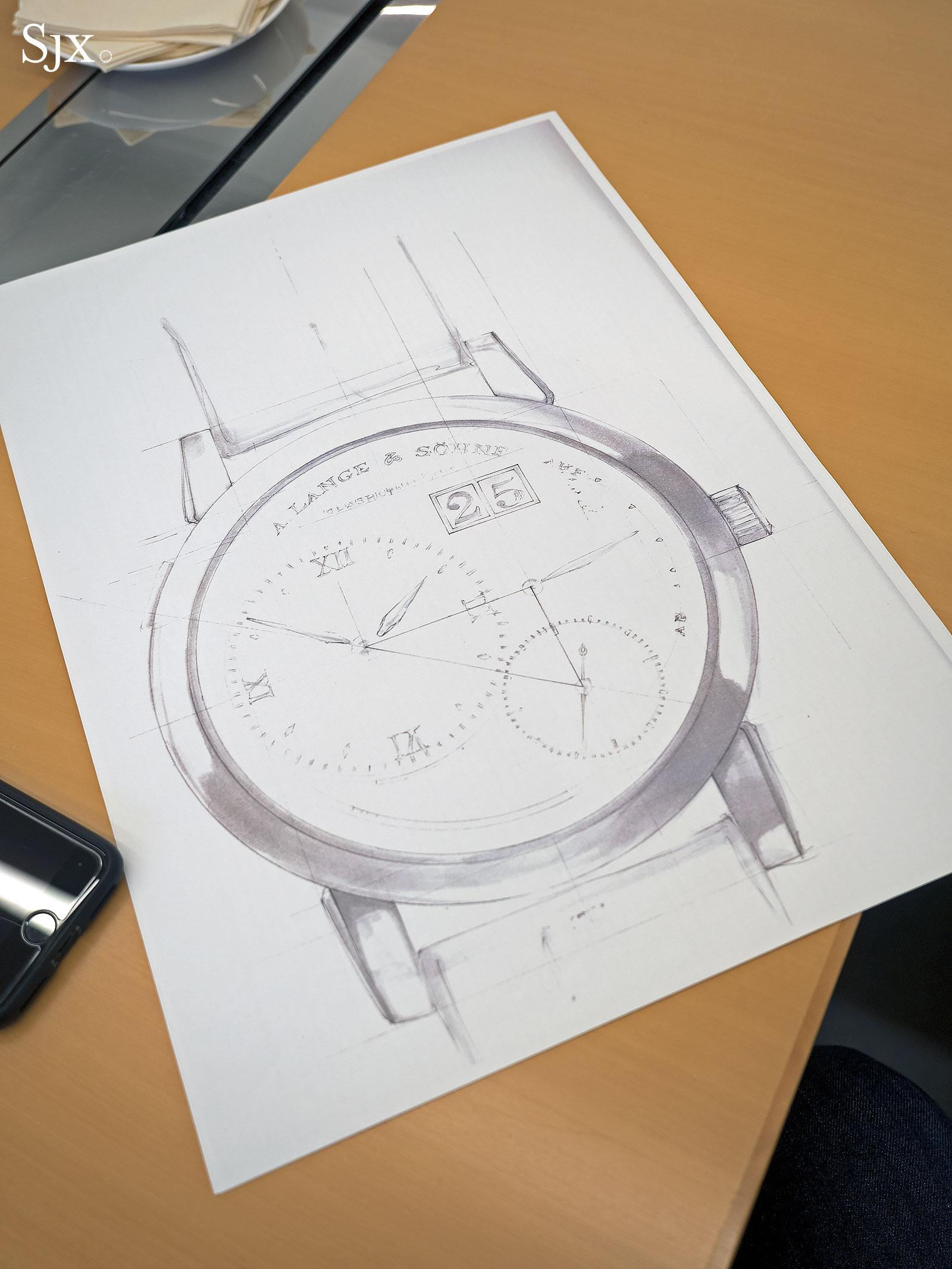 Lange 1 early sketch 1