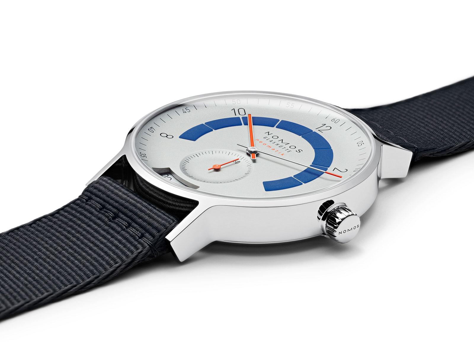 Nomos Autobahn watch 6