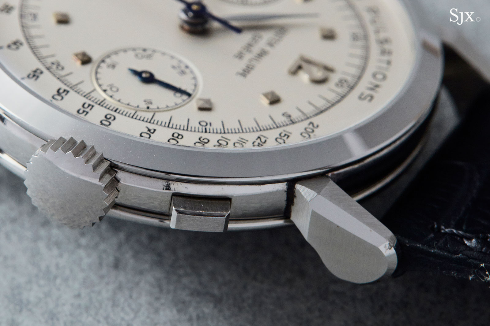 Patek Philippe 1579 steel pulsations dial 6