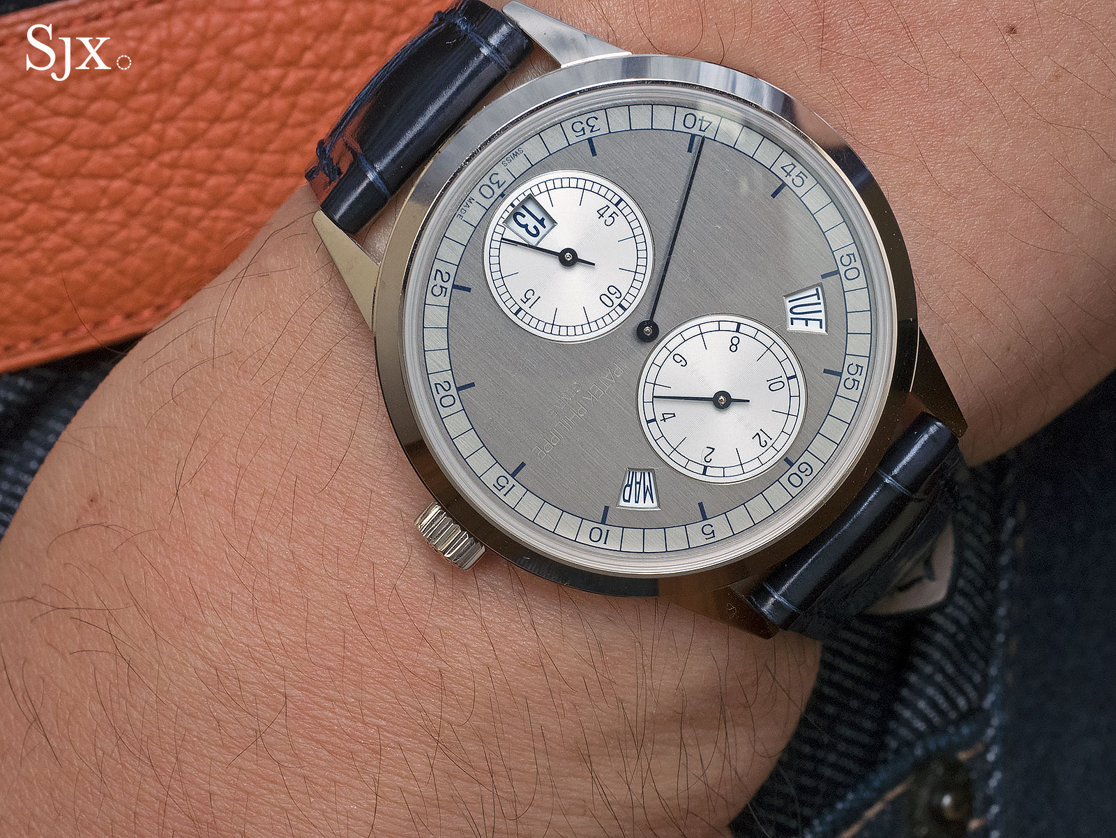 Patek Philippe 5235G regulator 1