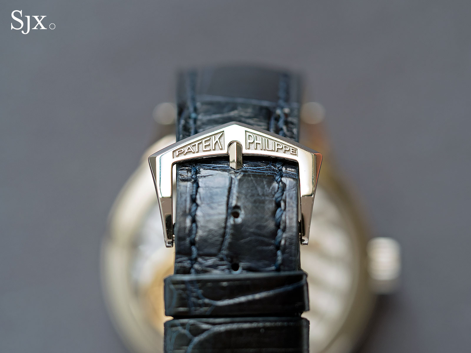 Patek Philippe 5235G regulator 16