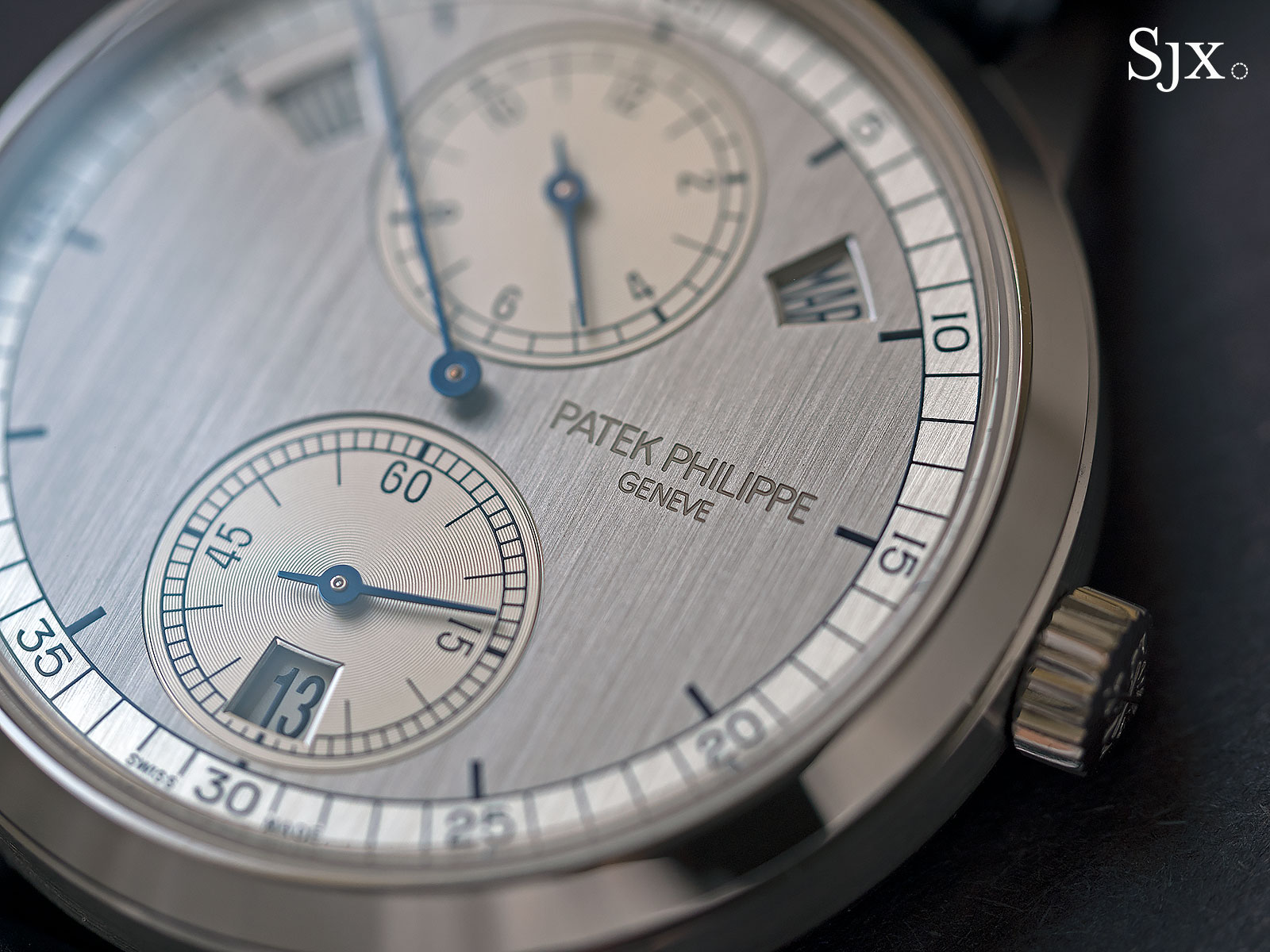 Patek Philippe 5235G regulator 3