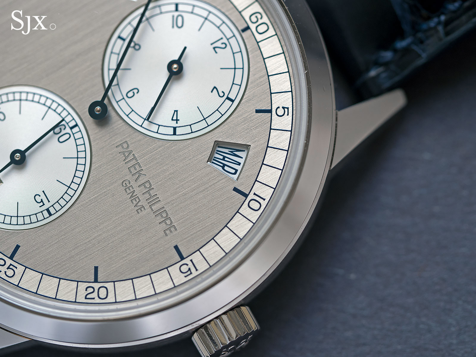 Patek Philippe 5235G regulator 6