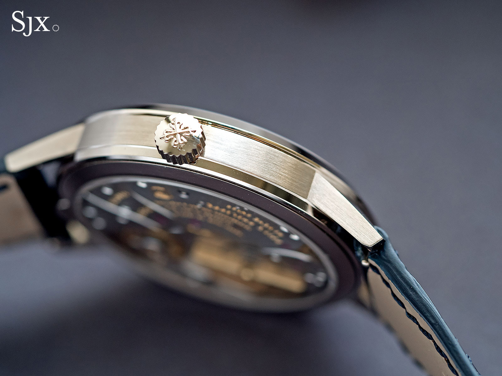 Patek Philippe 5235G regulator 7