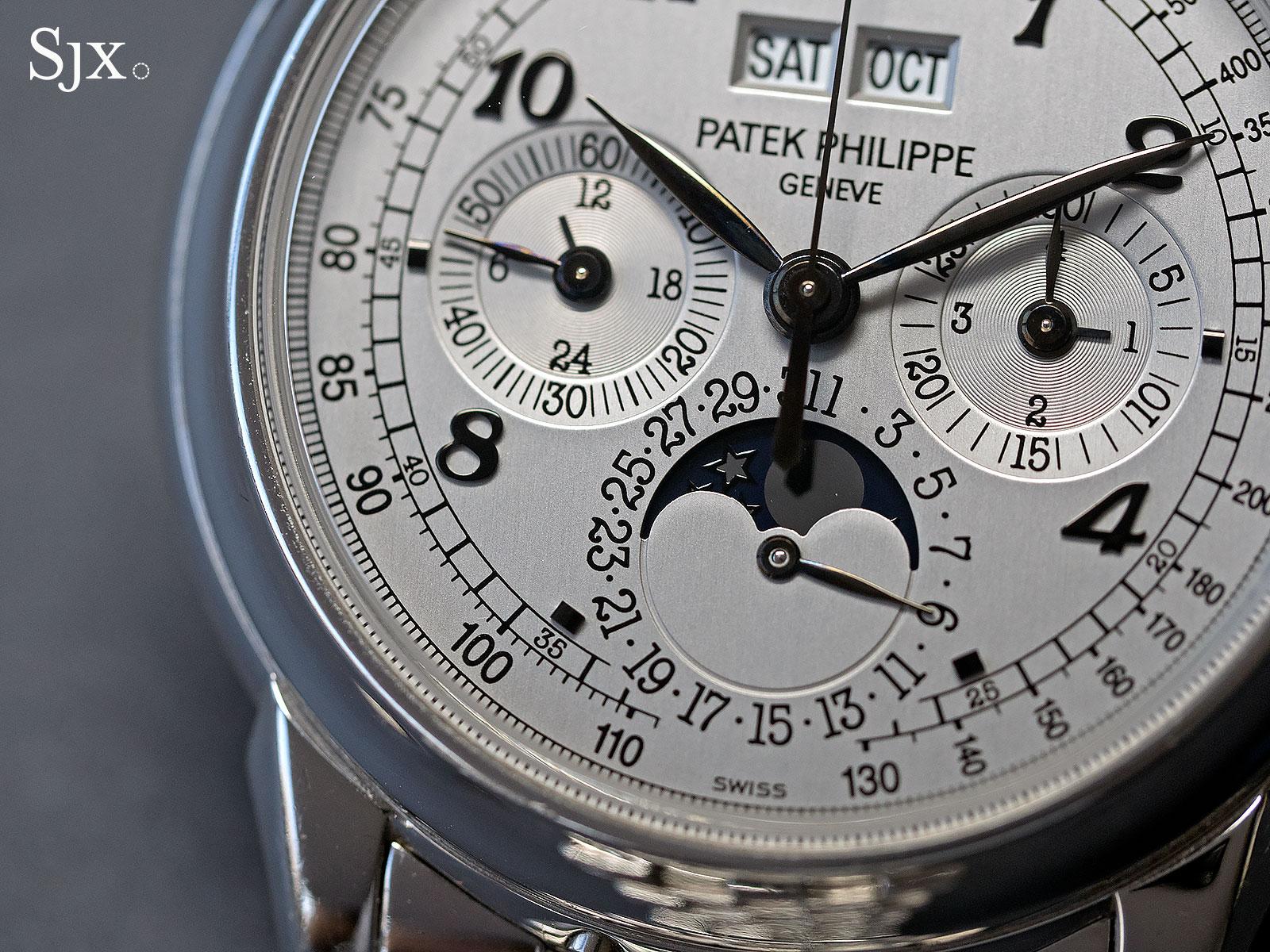 Patek Philippe 5970G Eric Clapton Breguet numbers 2