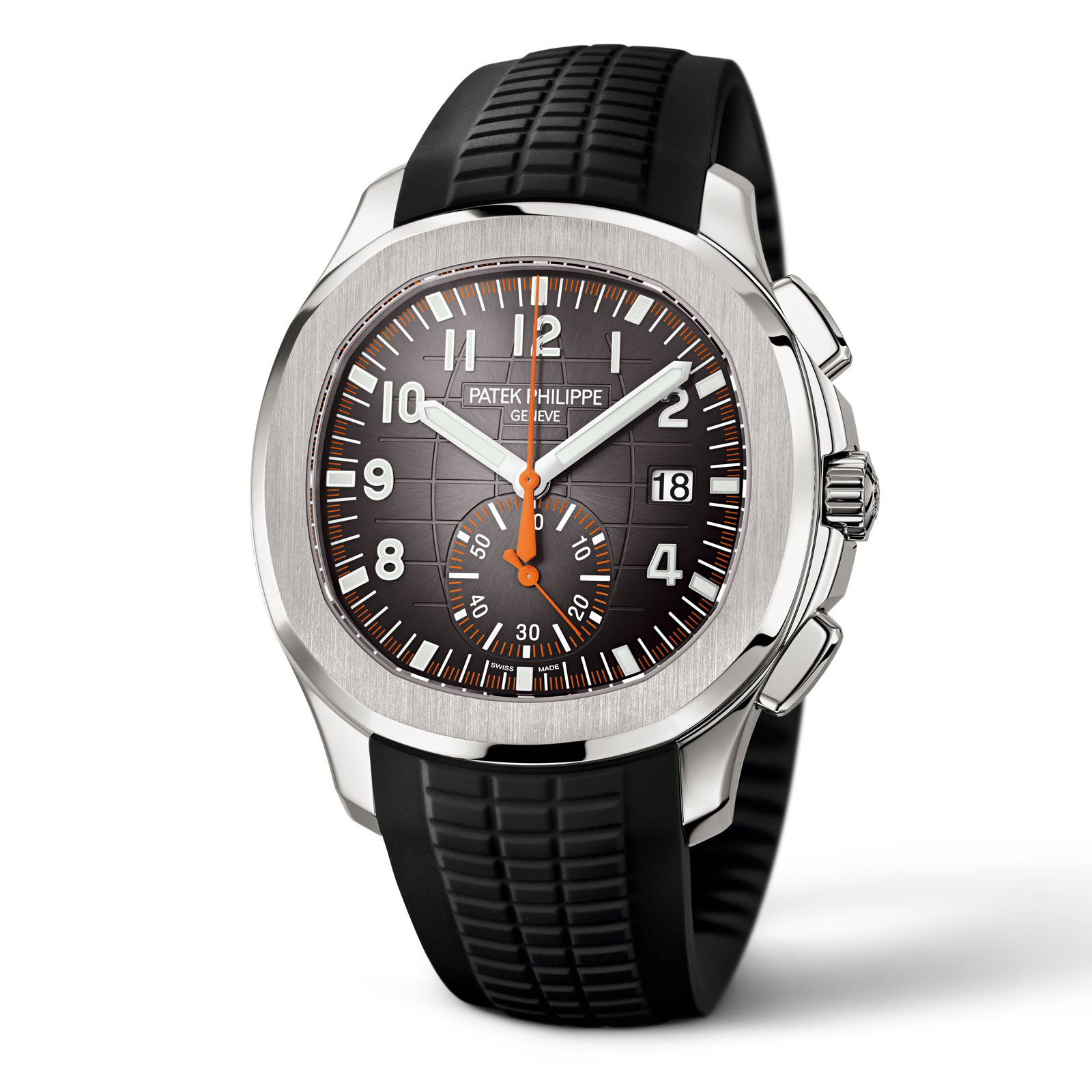 Patek Philippe Aquanaut Chronograph Ref. 5968A 2