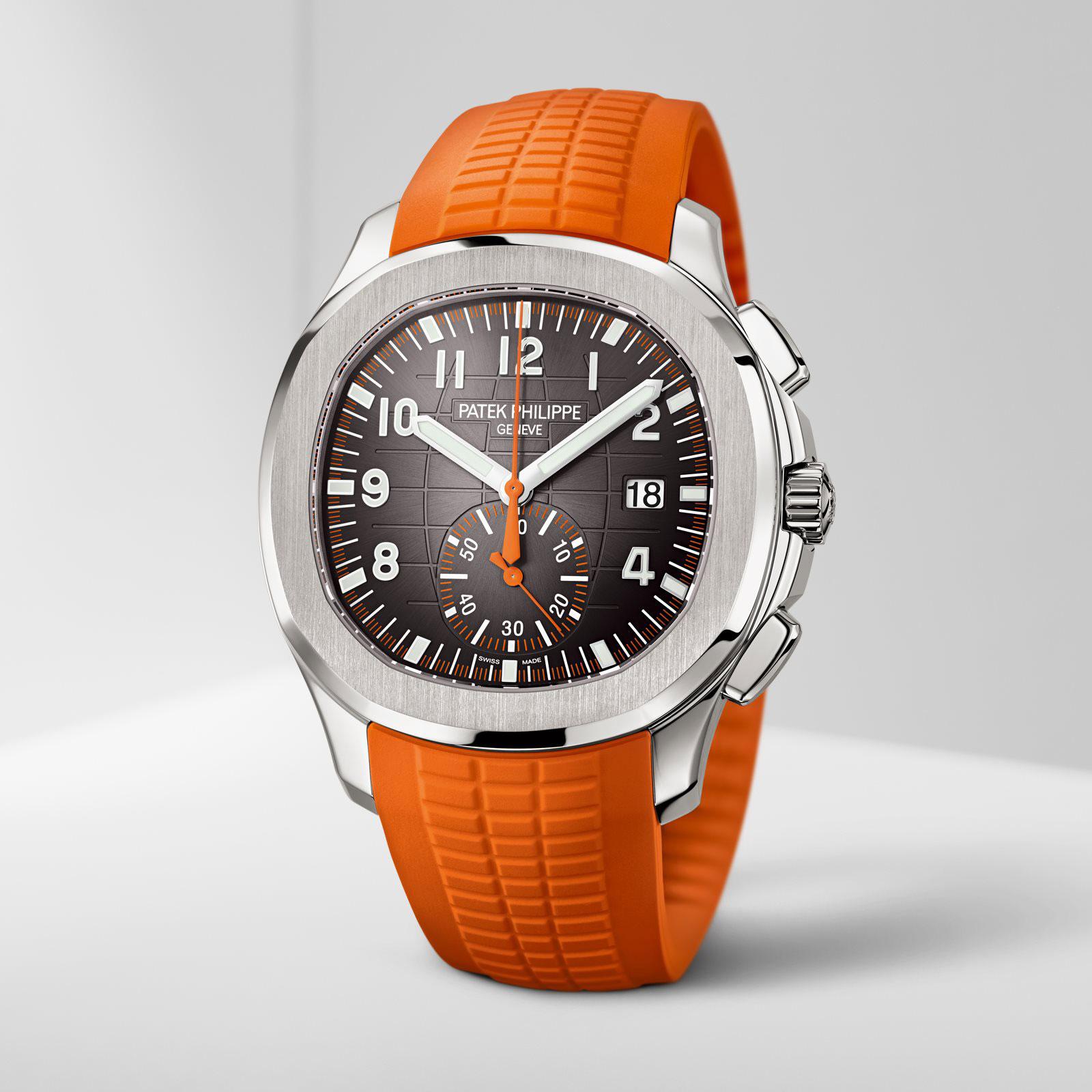 Patek Philippe Aquanaut Chronograph Ref. 5968A 4